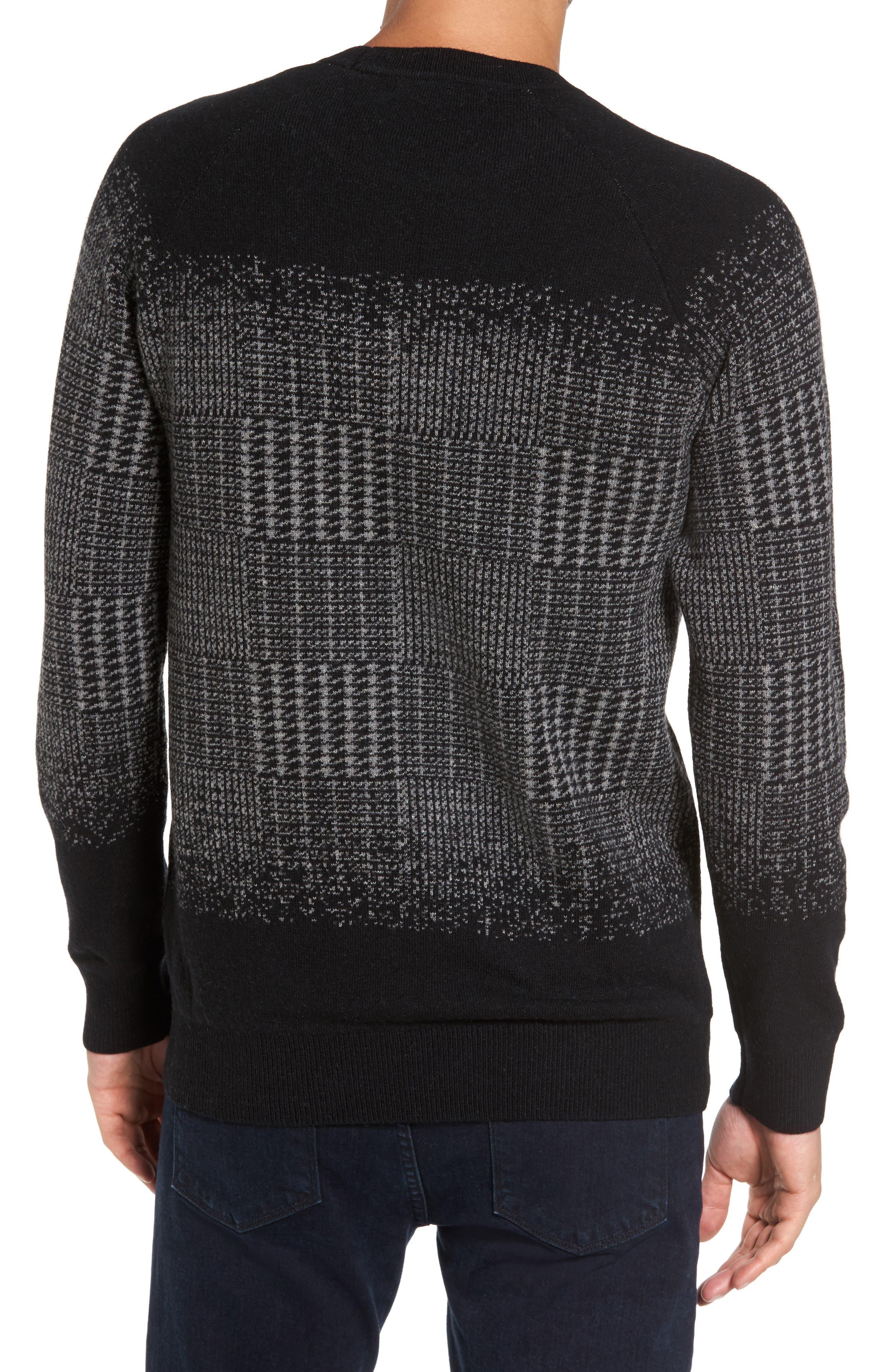 Block Pattern Wool Sweater,                             Alternate thumbnail 2, color,                             016