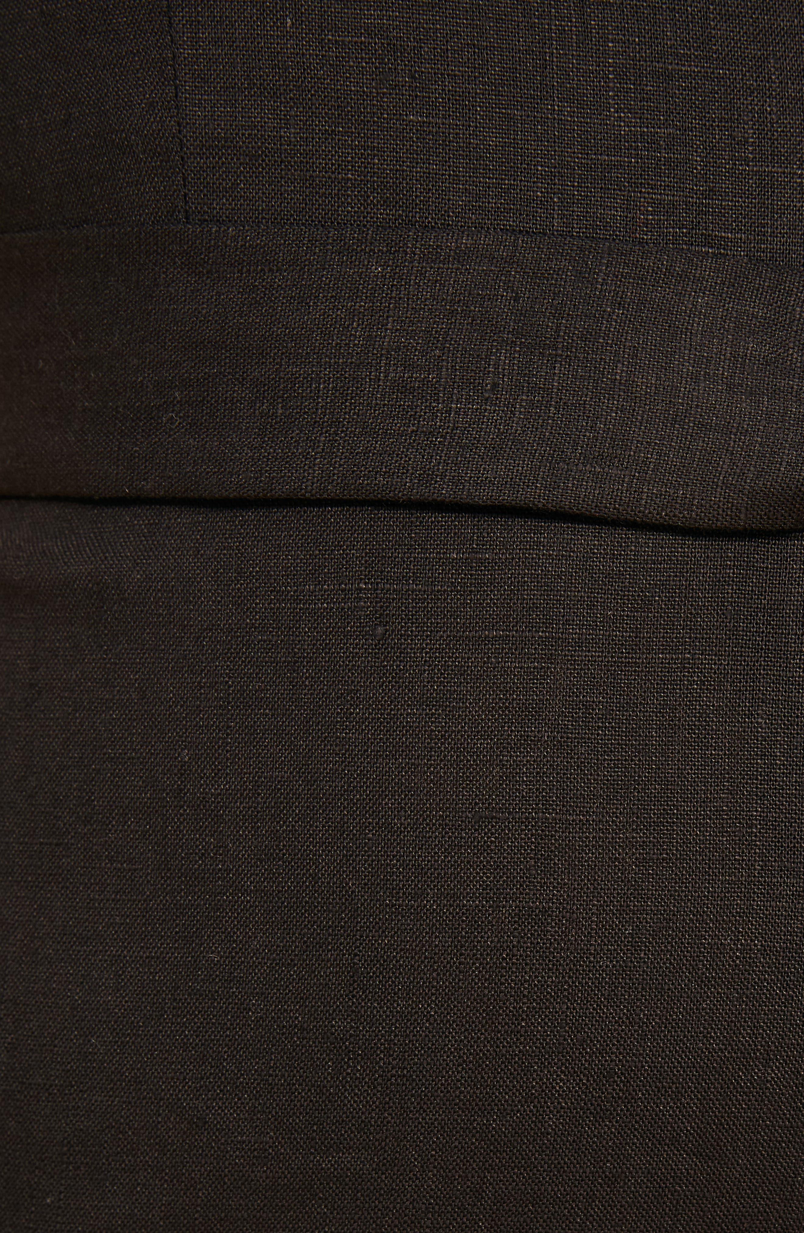 Birch Jumpsuit,                             Alternate thumbnail 7, color,                             BLACK