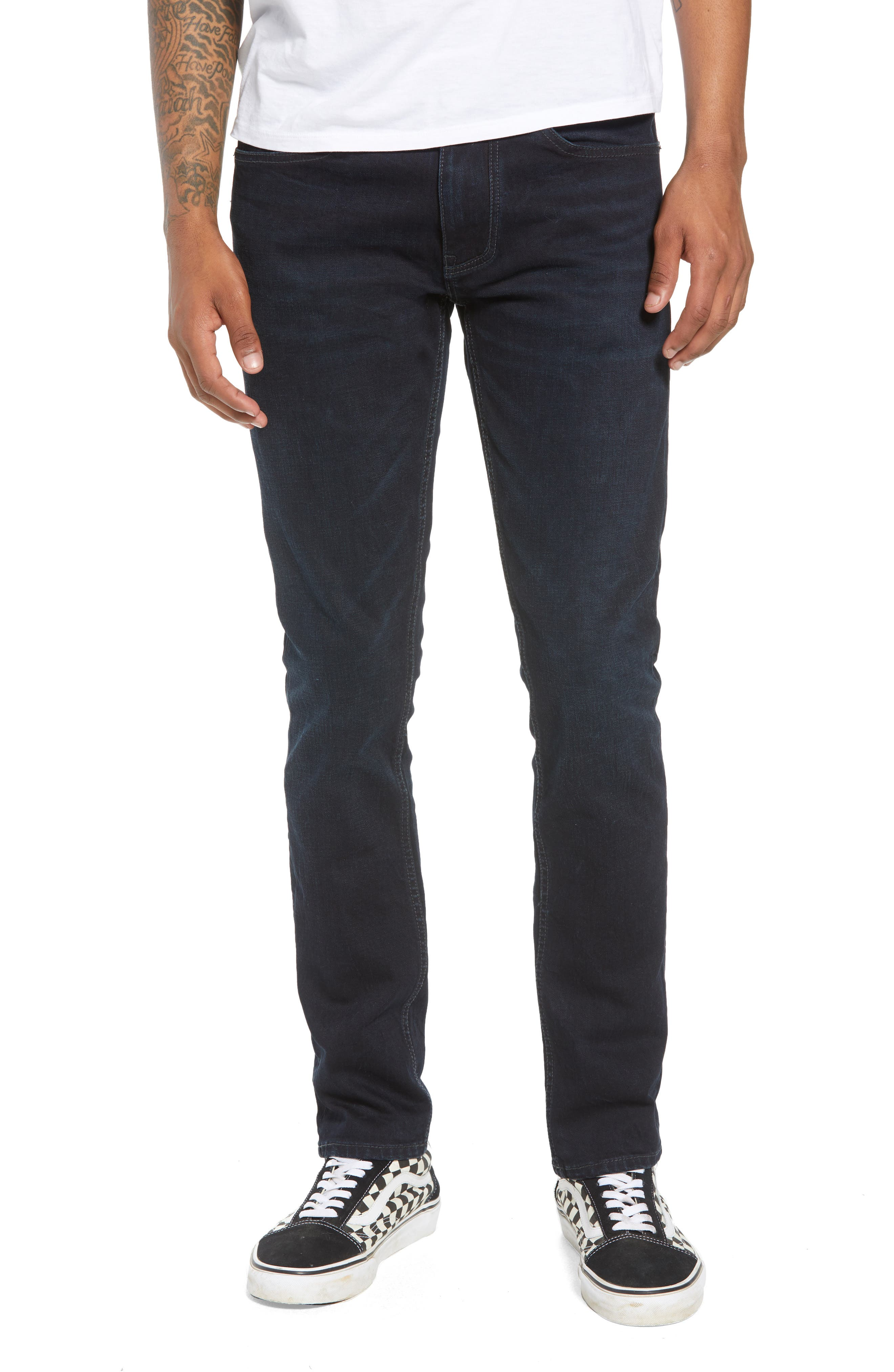 BLANKNYC,                             Wooster Slim Fit Jeans,                             Main thumbnail 1, color,                             409