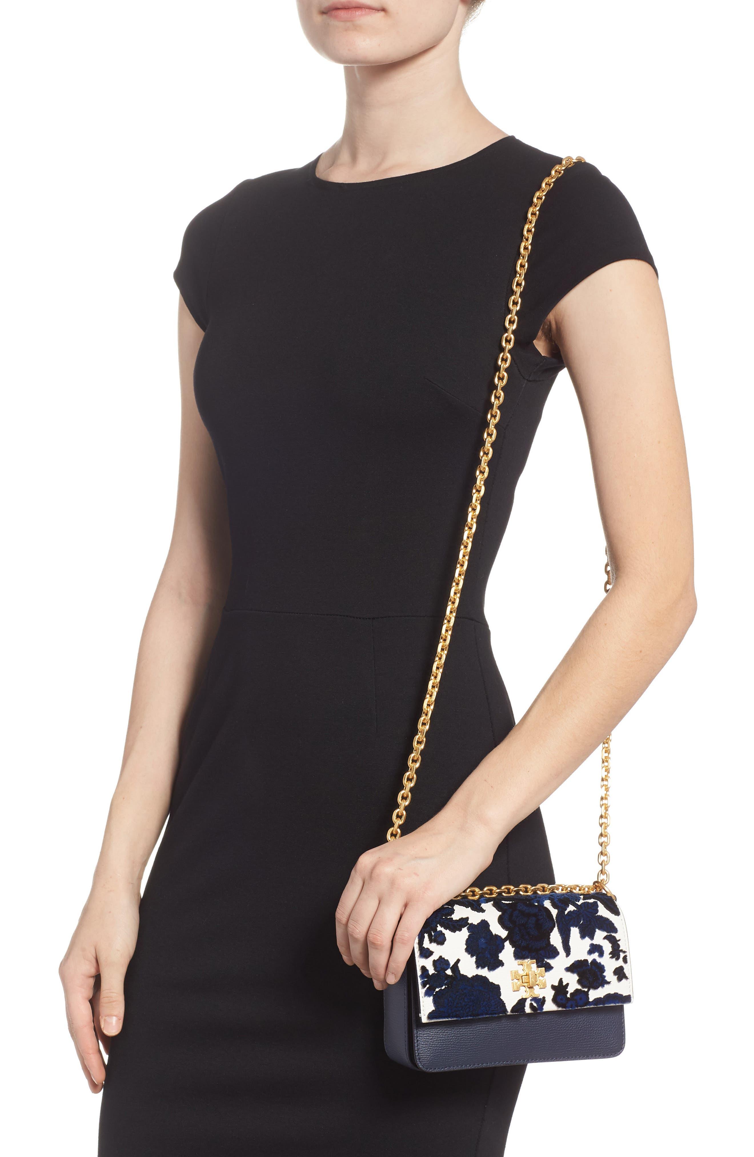 Mini Kira Leather & Fil Coupé Bag,                             Alternate thumbnail 2, color,                             NEUTRAL HAPPY TIMES
