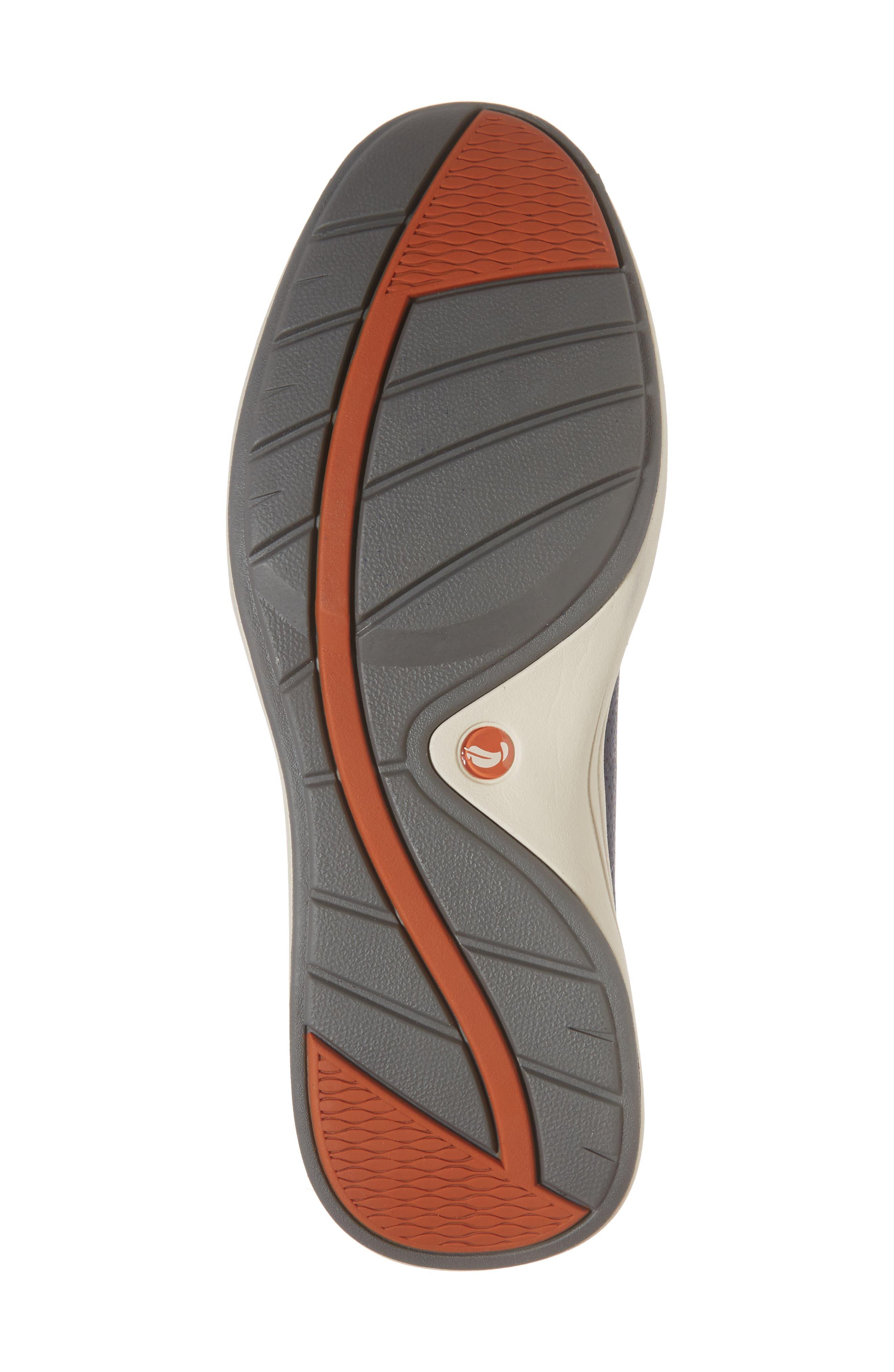 Clarks<sup>®</sup> Un Coast Low Top Sneaker,                             Alternate thumbnail 12, color,