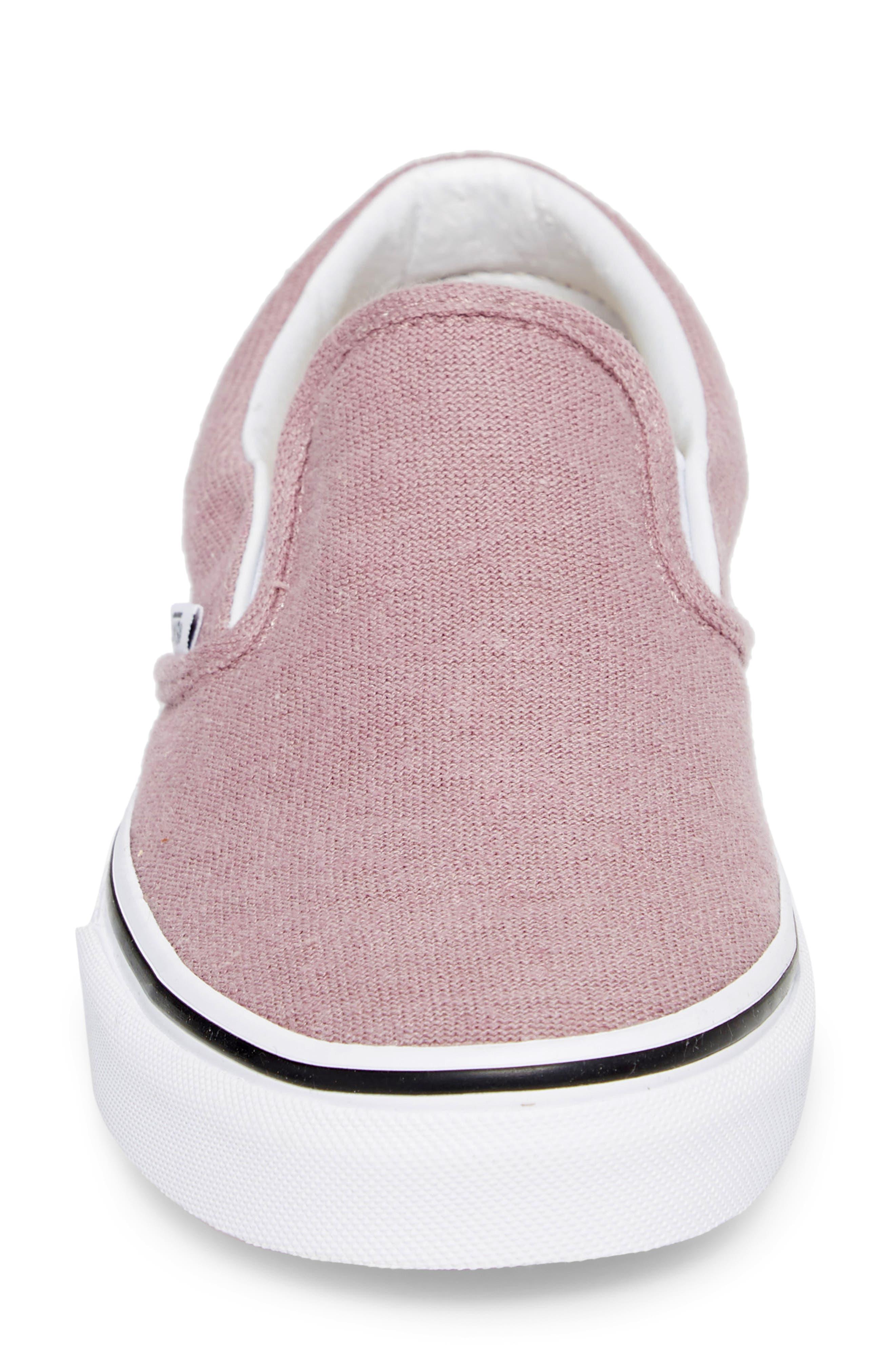 Classic Slip-On Sneaker,                             Alternate thumbnail 293, color,