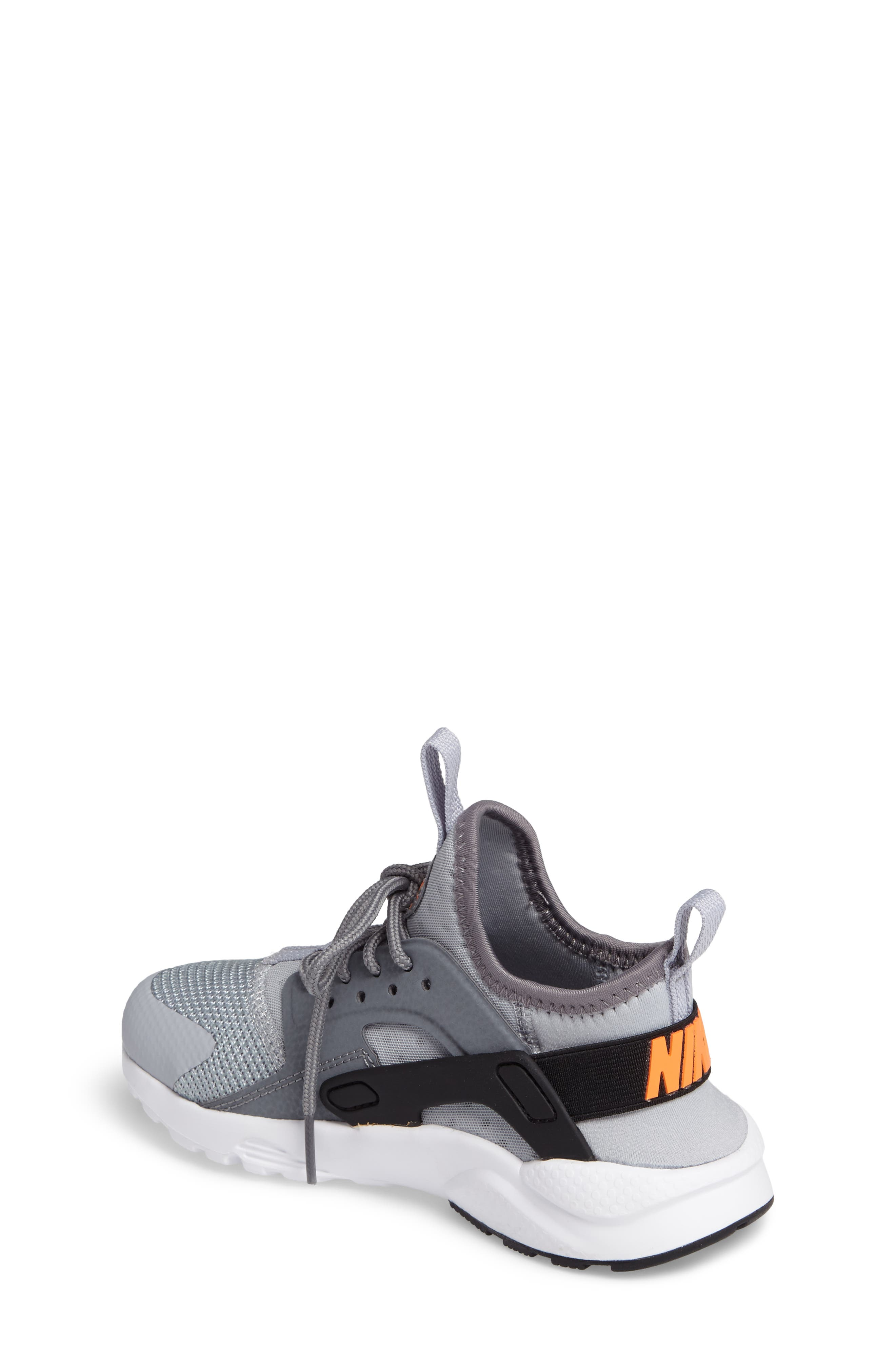 Air Huarache Run Ultra Sneaker,                             Alternate thumbnail 10, color,