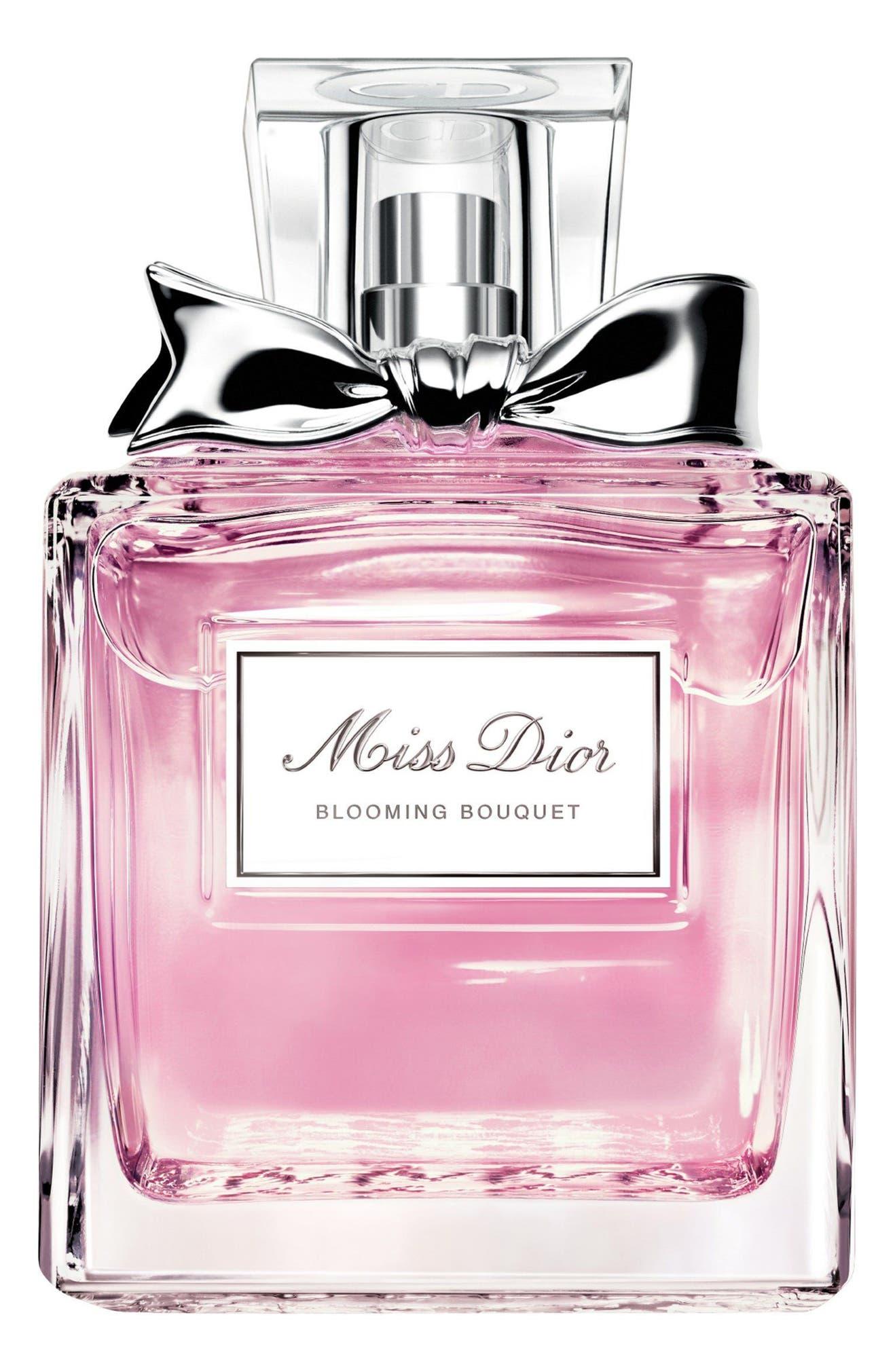 Dior miss dior blooming bouquet eau de toilette nordstrom izmirmasajfo