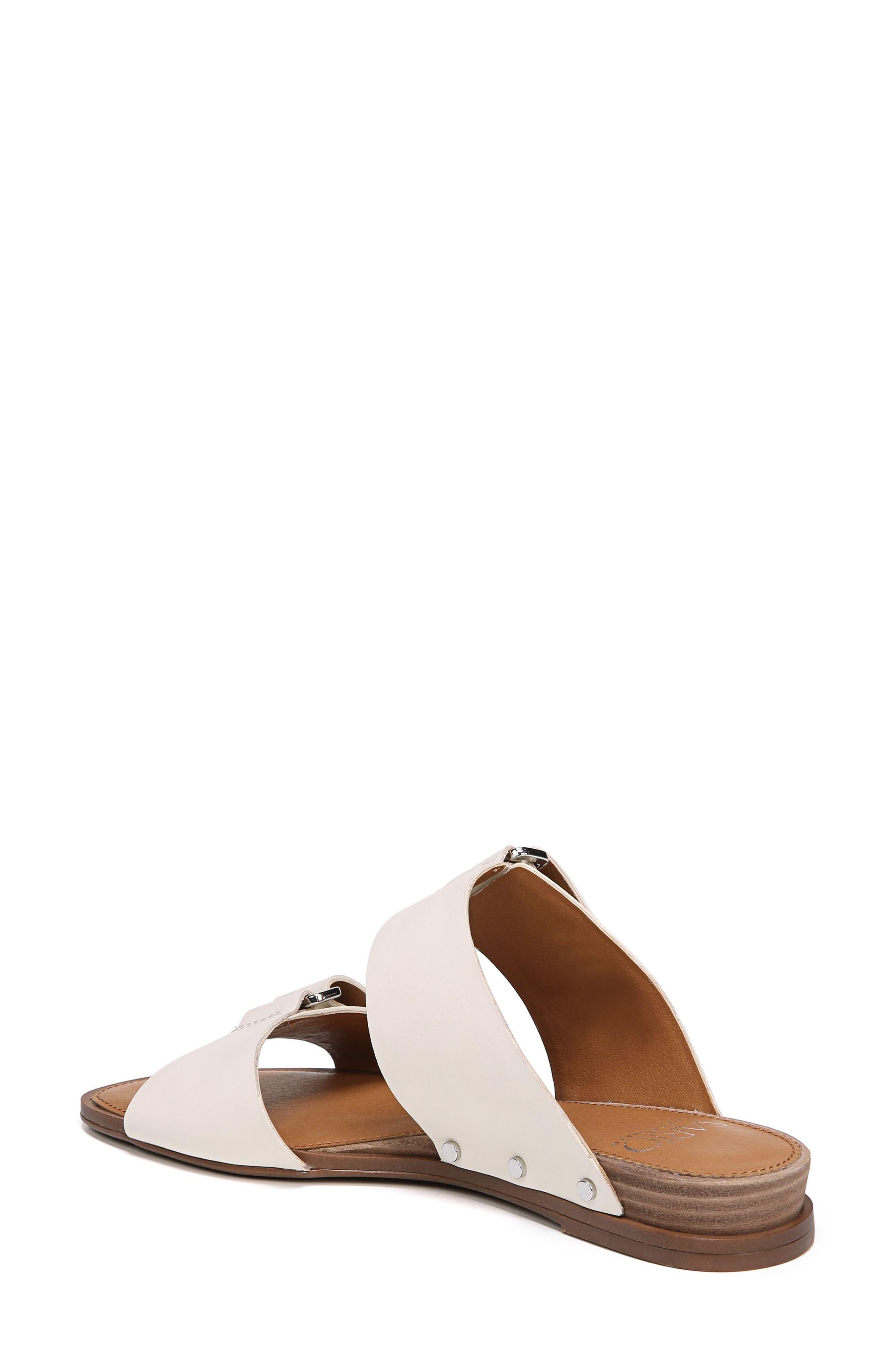 Palomino Genuine Calf Hair Sandal,                             Alternate thumbnail 7, color,