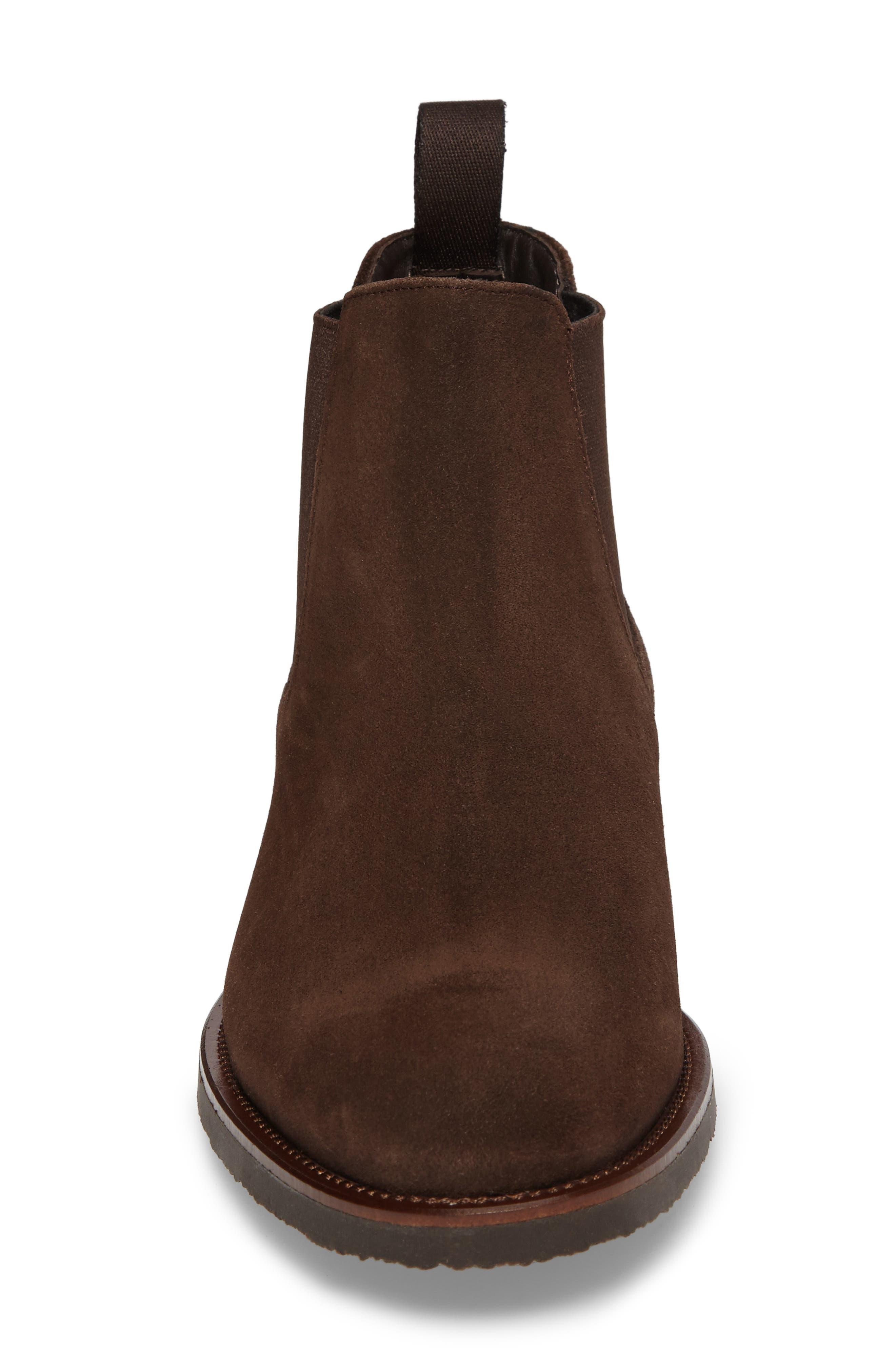 Corden Chelsea Boot,                             Alternate thumbnail 4, color,                             201