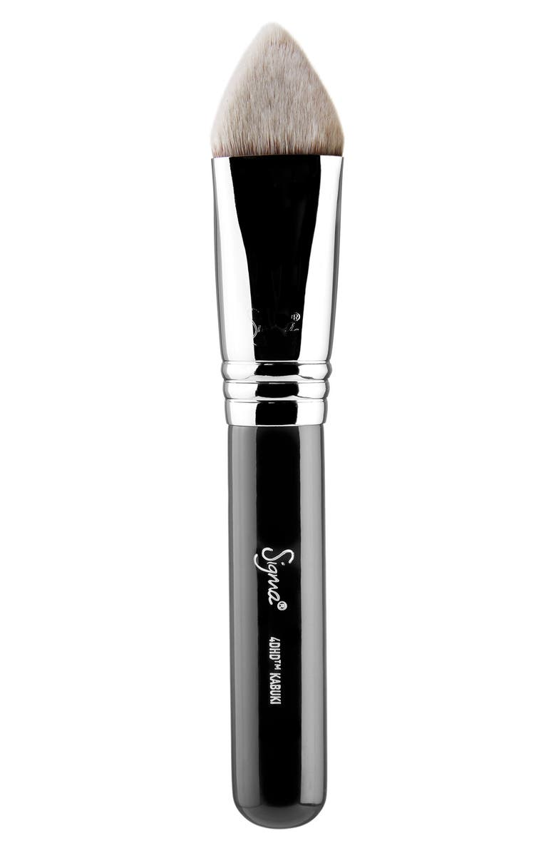 Sigma Beauty Best Of Sigma Beauty Brush Kit 122 Value: Sigma Beauty 4DHD Kabuki™ Brush