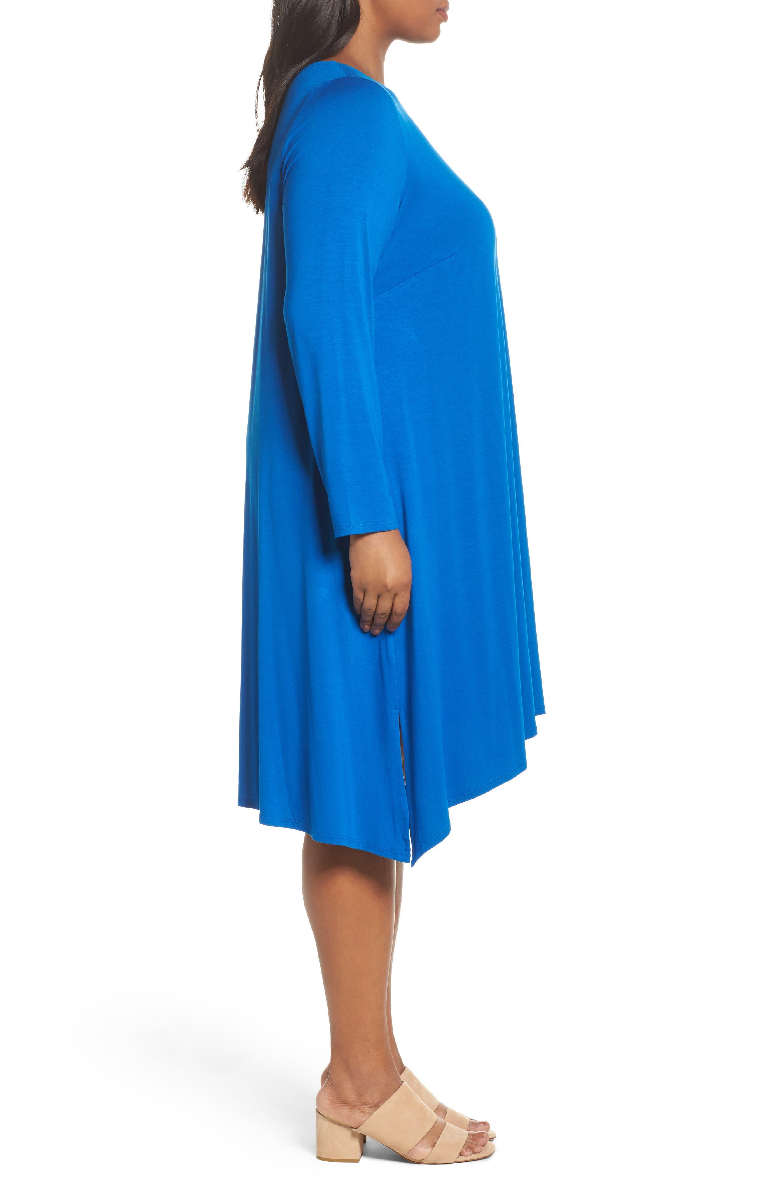 Jersey Tunic Dress,                             Alternate thumbnail 11, color,