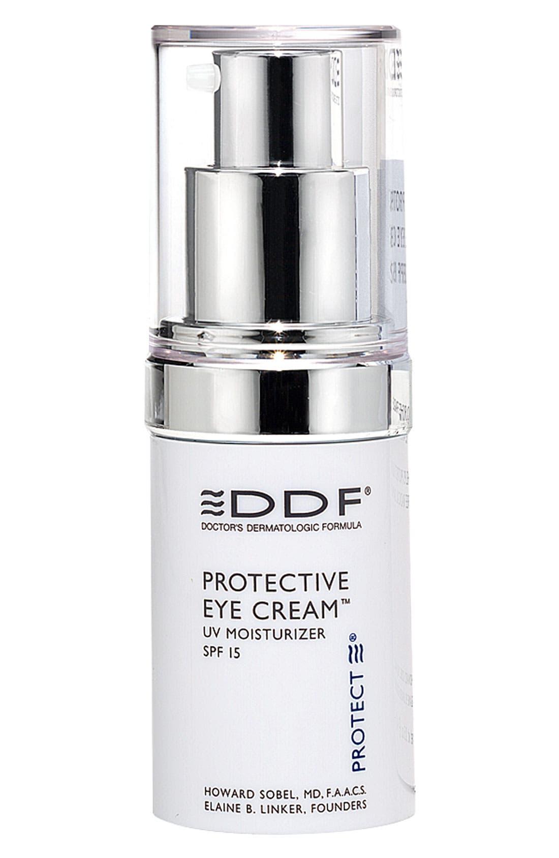 Protective Eye Cream SPF 15,                             Main thumbnail 1, color,                             000