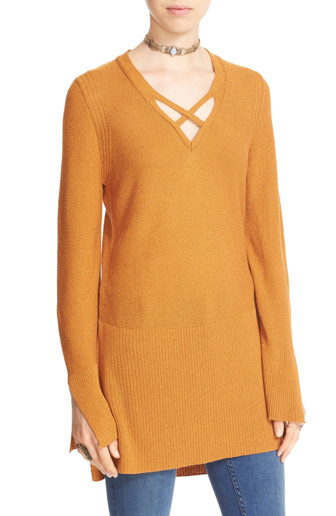 Crisscross Sweater,                             Alternate thumbnail 14, color,
