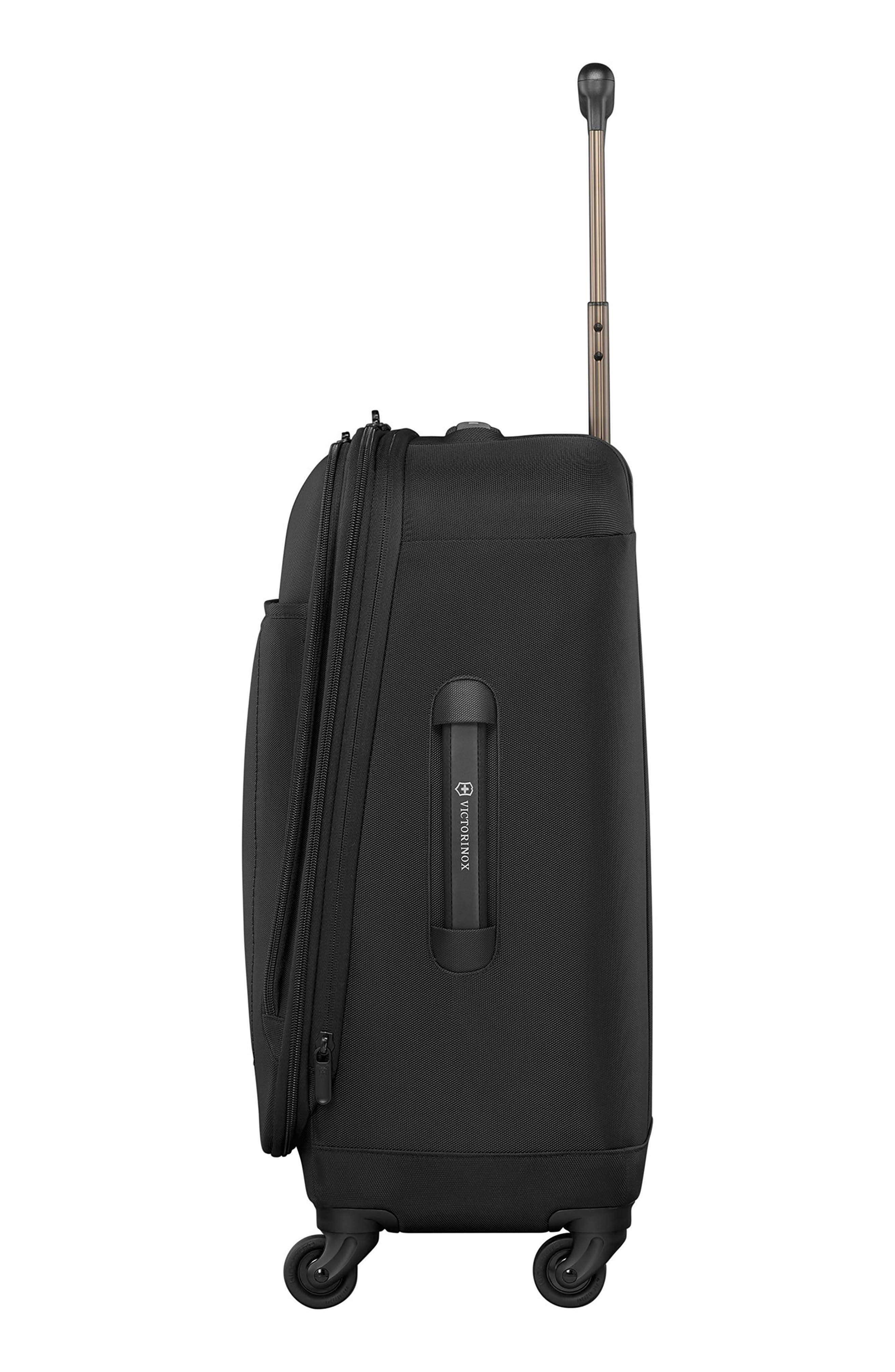 Avolve 3.0 24-Inch Large Wheeled Packing Case,                             Alternate thumbnail 3, color,                             BLACK