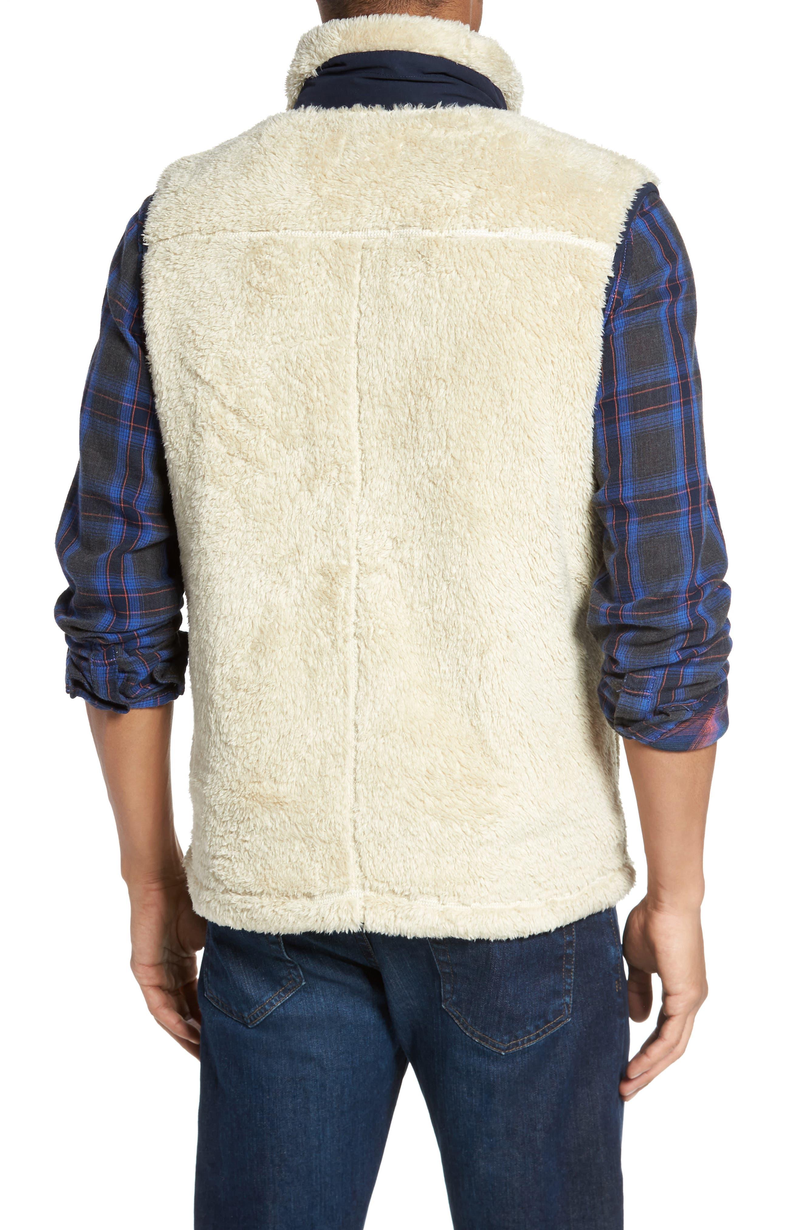 Colorblock Fleece Vest,                             Alternate thumbnail 2, color,                             103