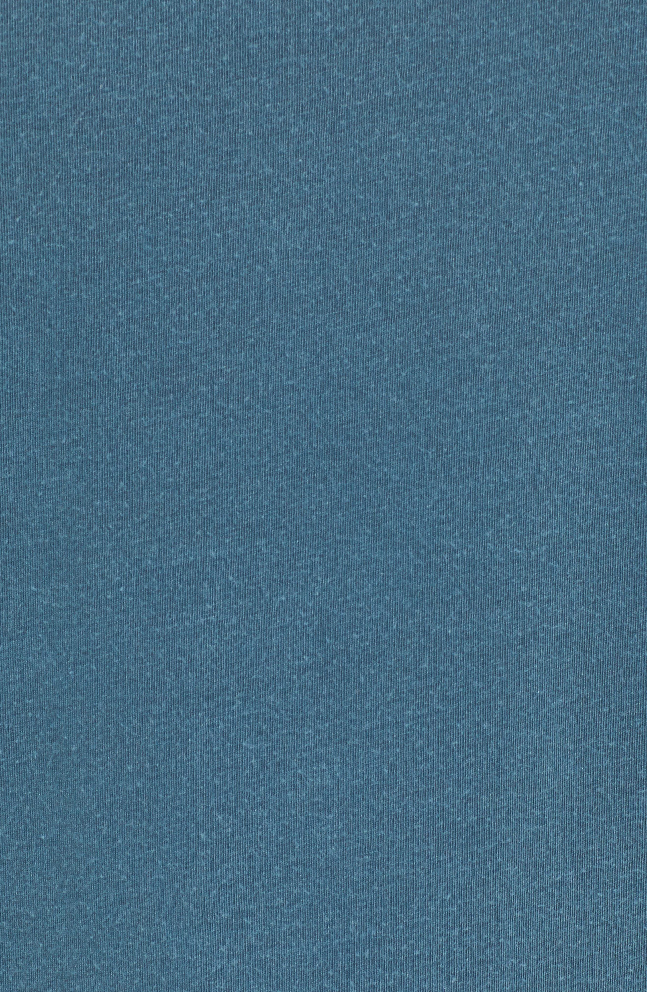 Slim Fit Scoop Neck T-Shirt,                             Alternate thumbnail 5, color,                             449
