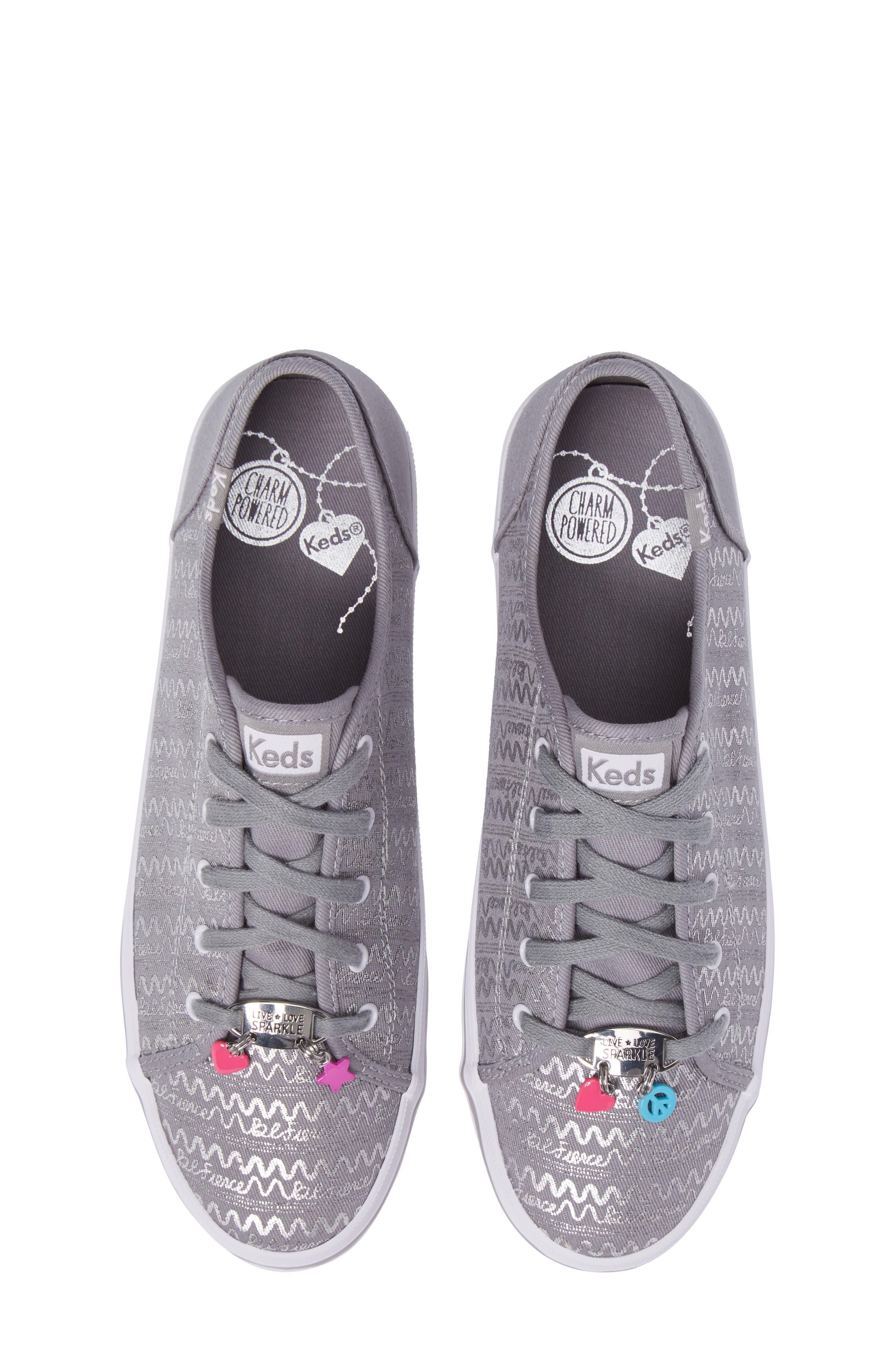 Kickstart Charm Sneaker,                             Alternate thumbnail 10, color,