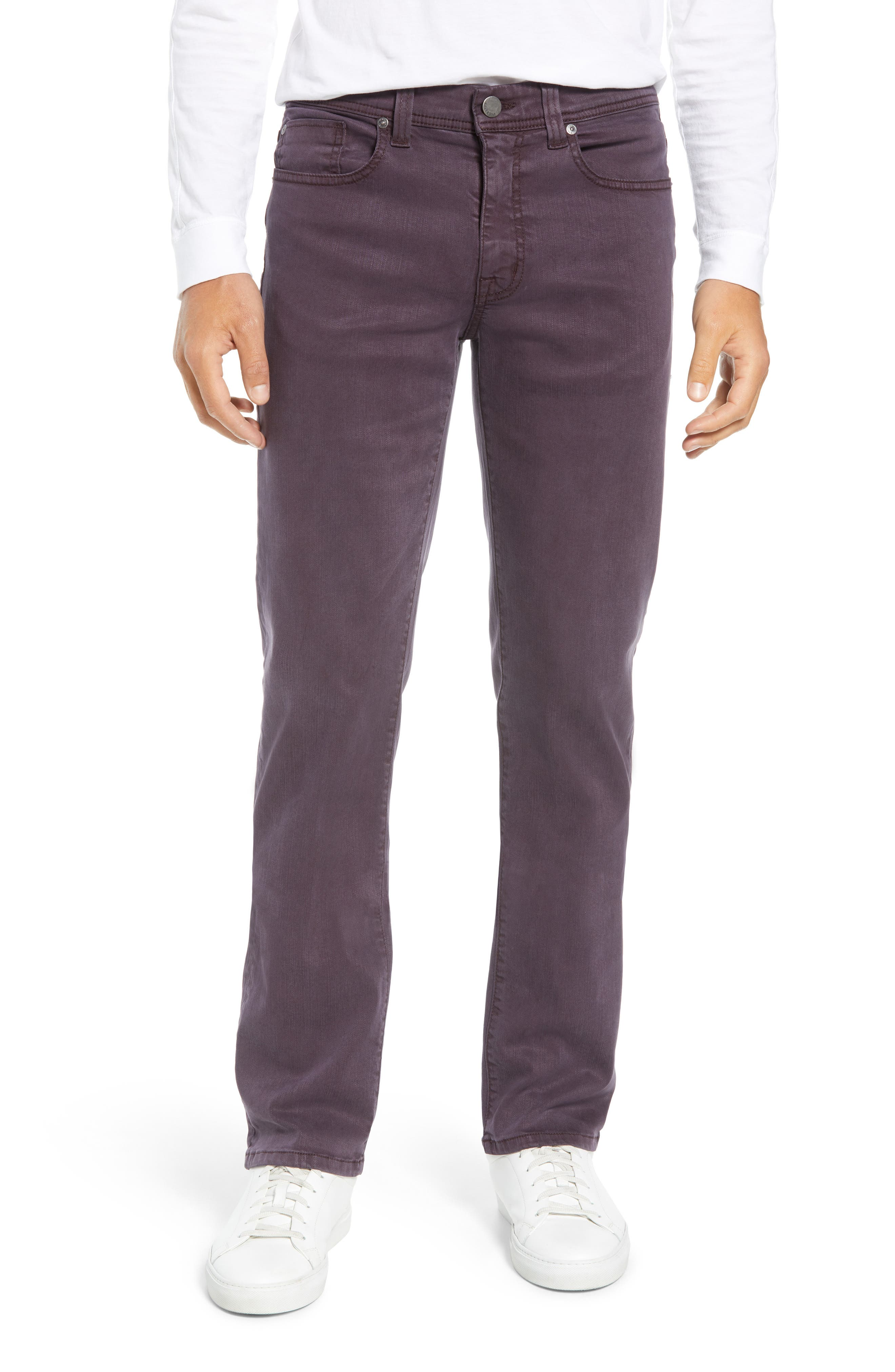 Jimmy Slim Straight Leg Jeans,                         Main,                         color, 600