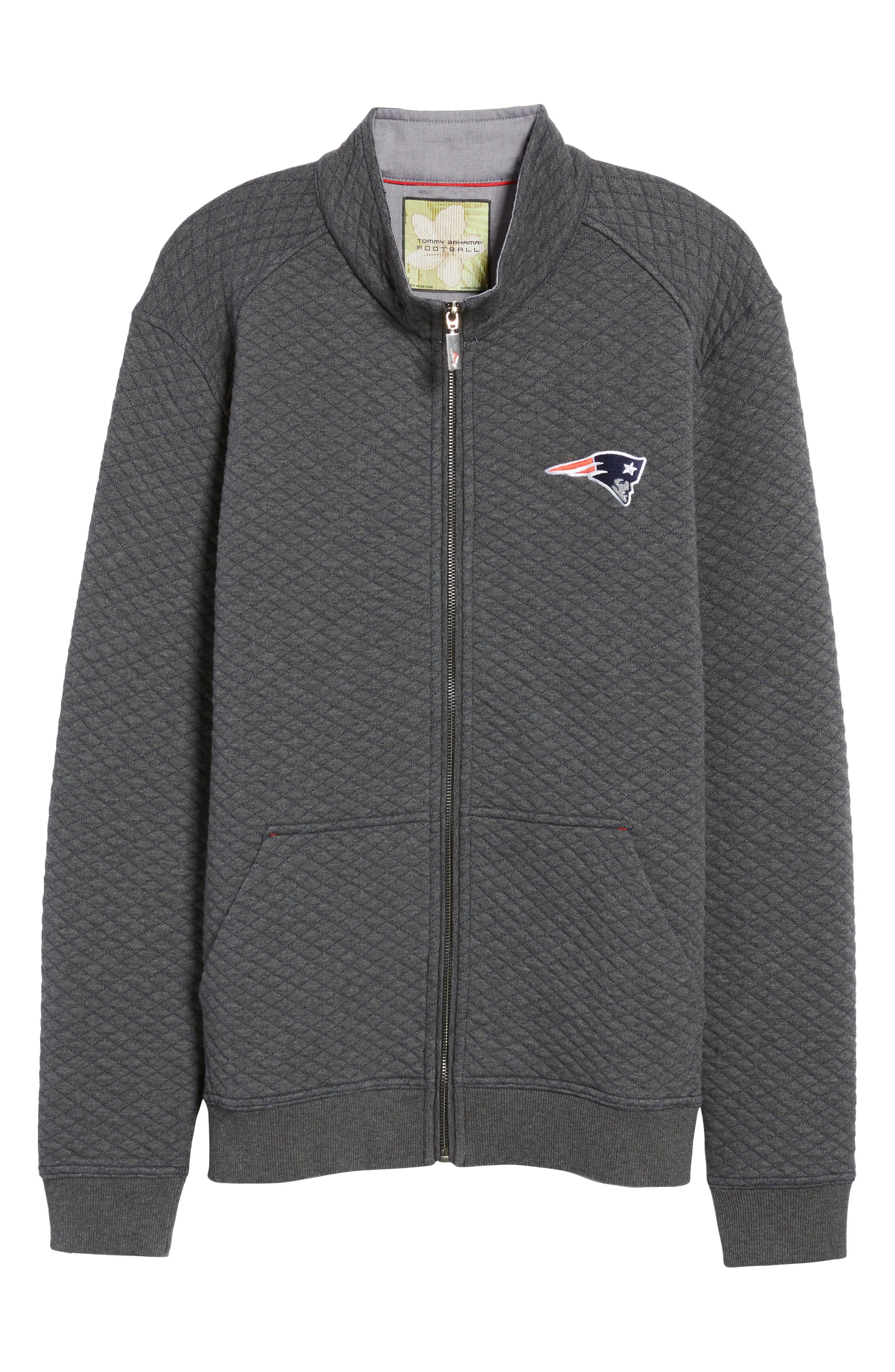 NFL Quiltessential Full Zip Sweatshirt,                             Alternate thumbnail 177, color,
