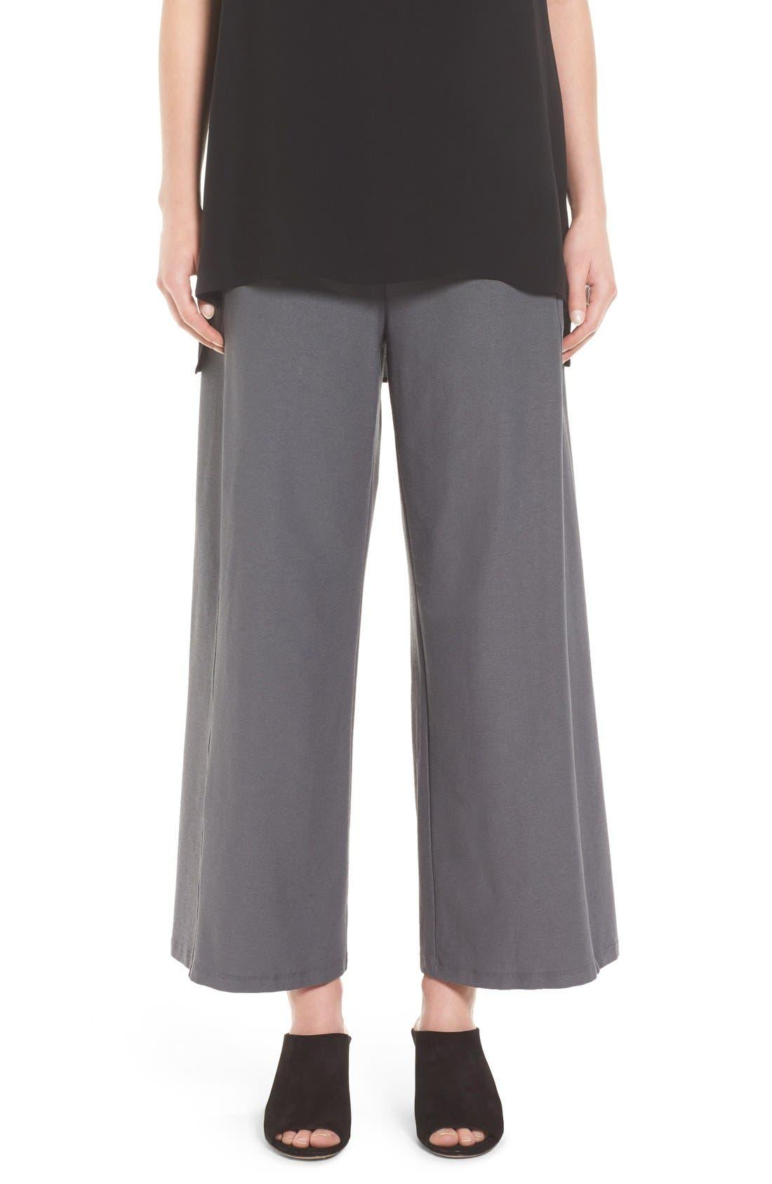 Wide Leg Crop Pants,                             Main thumbnail 3, color,