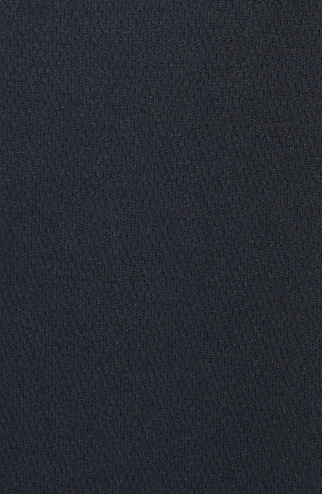 CUTTER & BUCK,                             Jacksonville Jaguars - Edge DryTec Moisture Wicking Half Zip Pullover,                             Alternate thumbnail 2, color,                             001