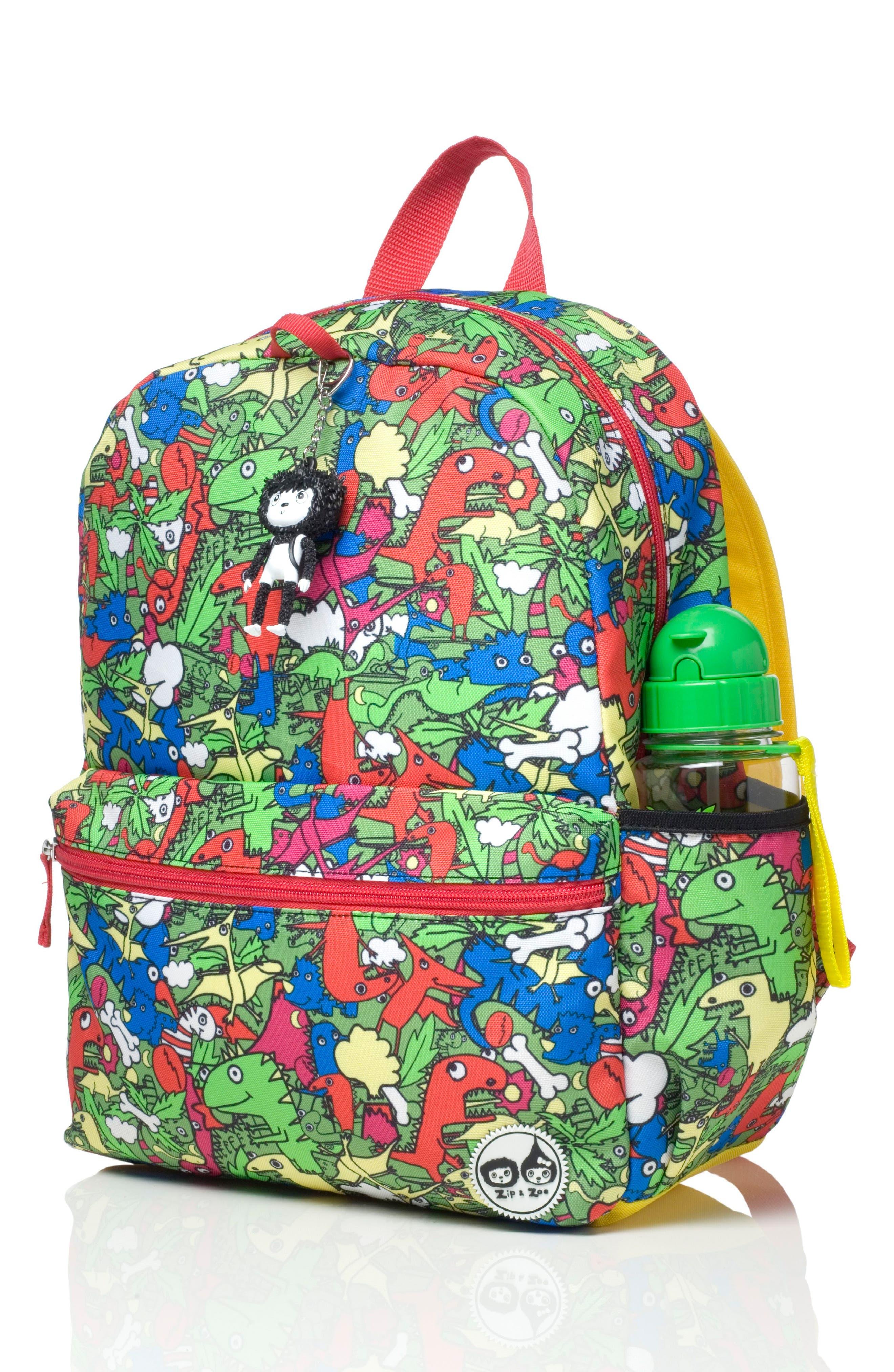 Zip & Zoe Junior Backpack Set,                             Alternate thumbnail 3, color,                             300