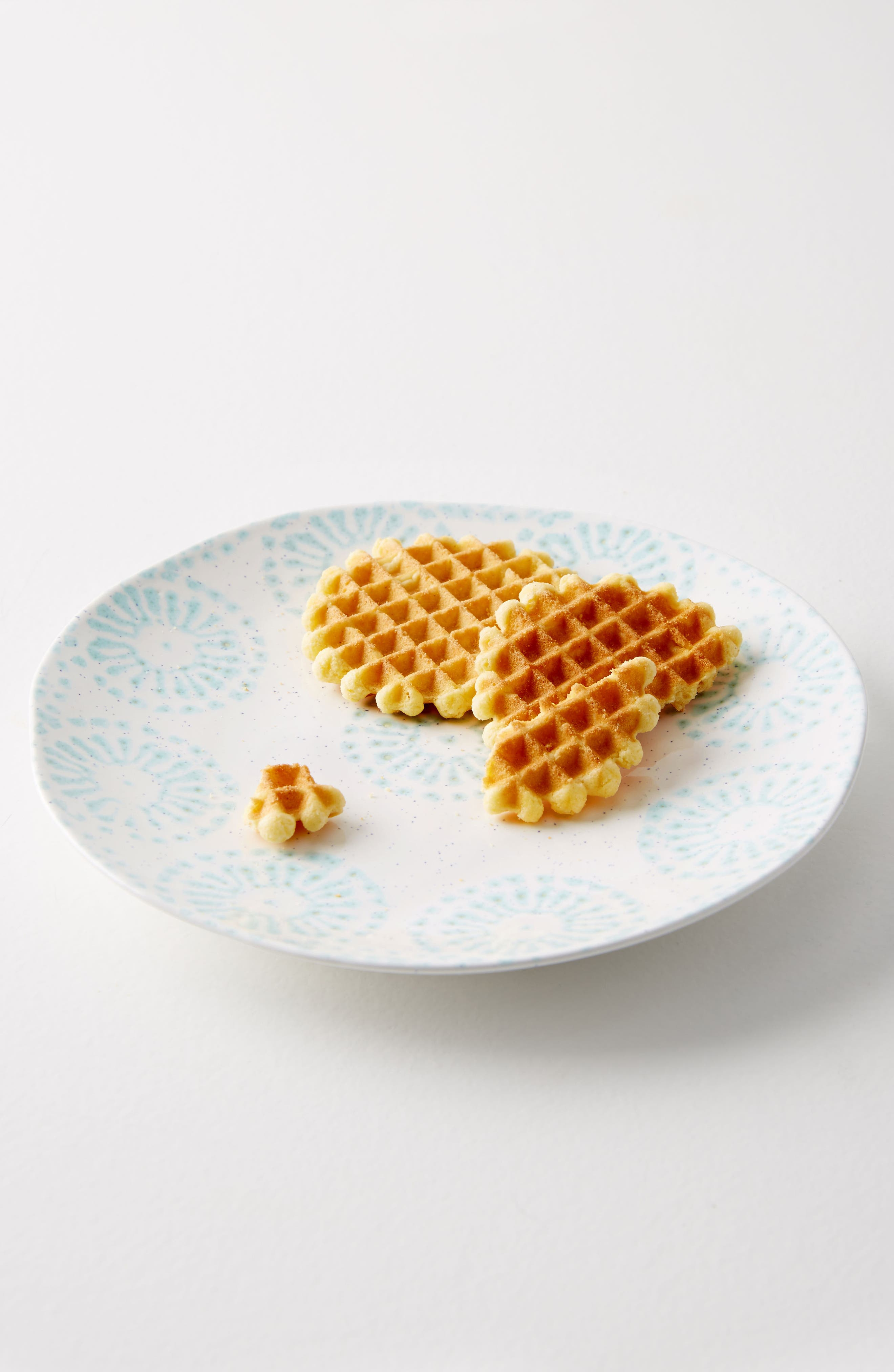 Tacola Canapé Plate,                             Alternate thumbnail 4, color,