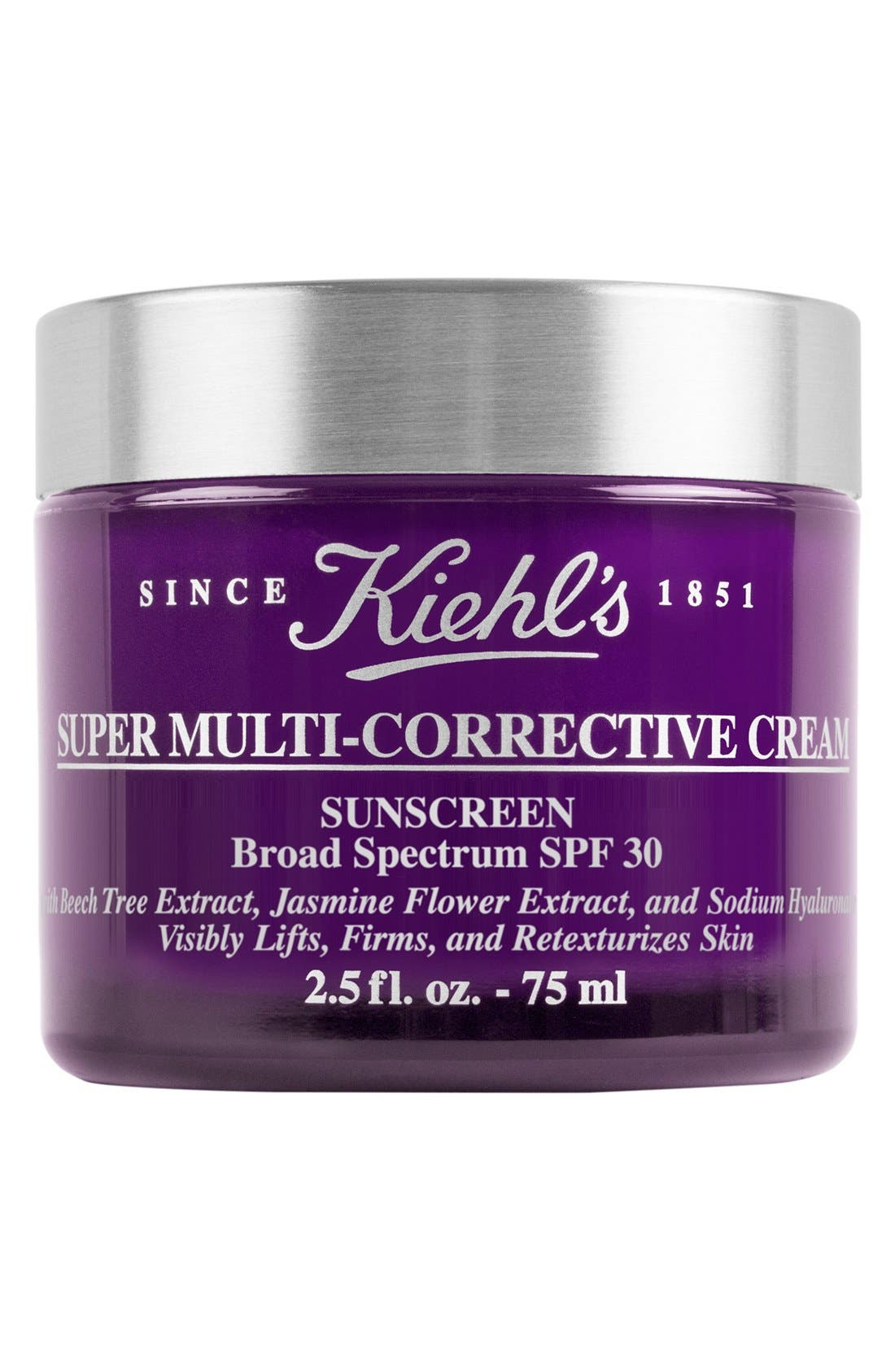 Super Multi-Corrective Cream SPF 30,                             Main thumbnail 1, color,                             NO COLOR