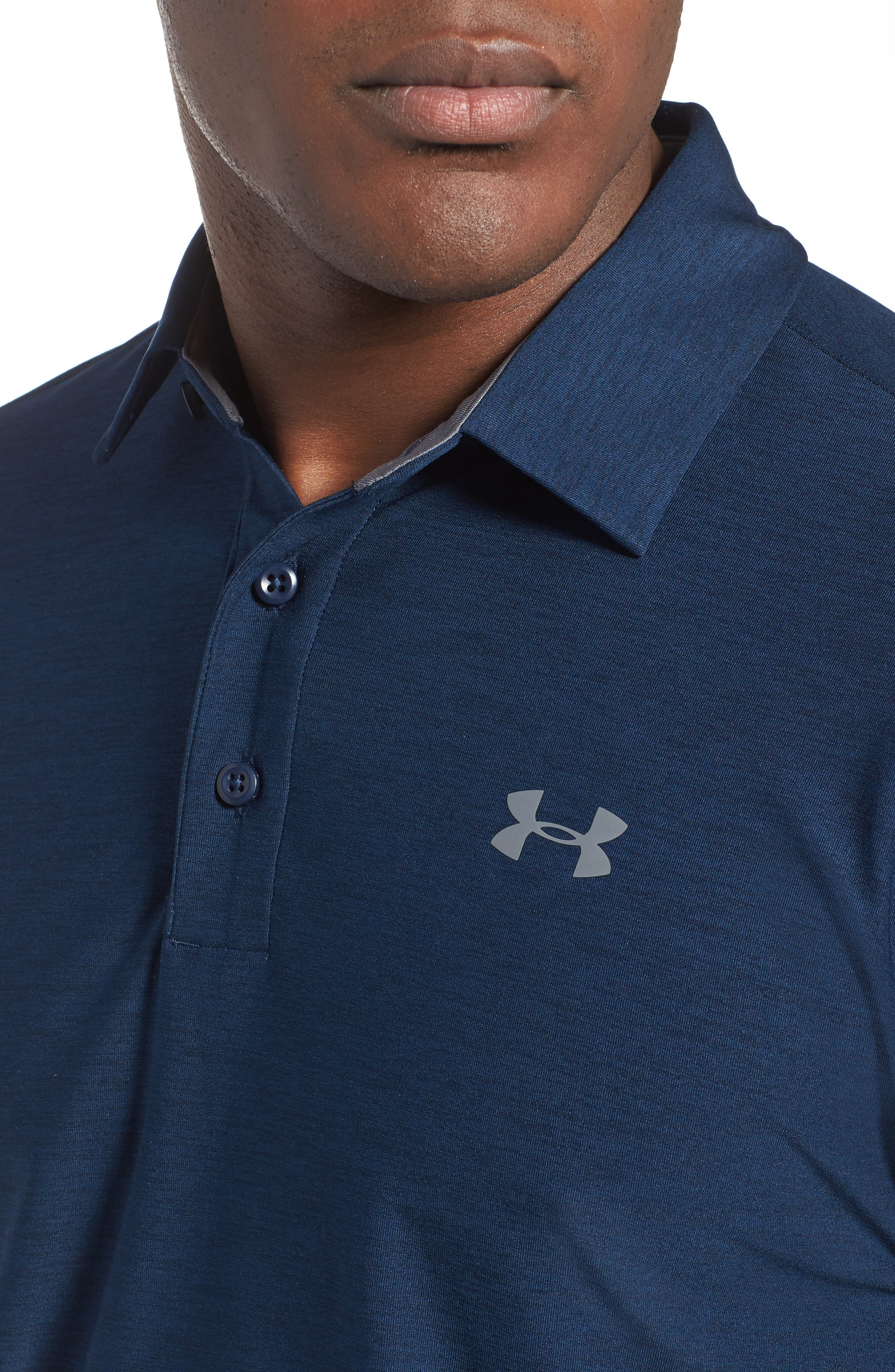 'Playoff' Loose Fit Short Sleeve Polo,                             Alternate thumbnail 219, color,