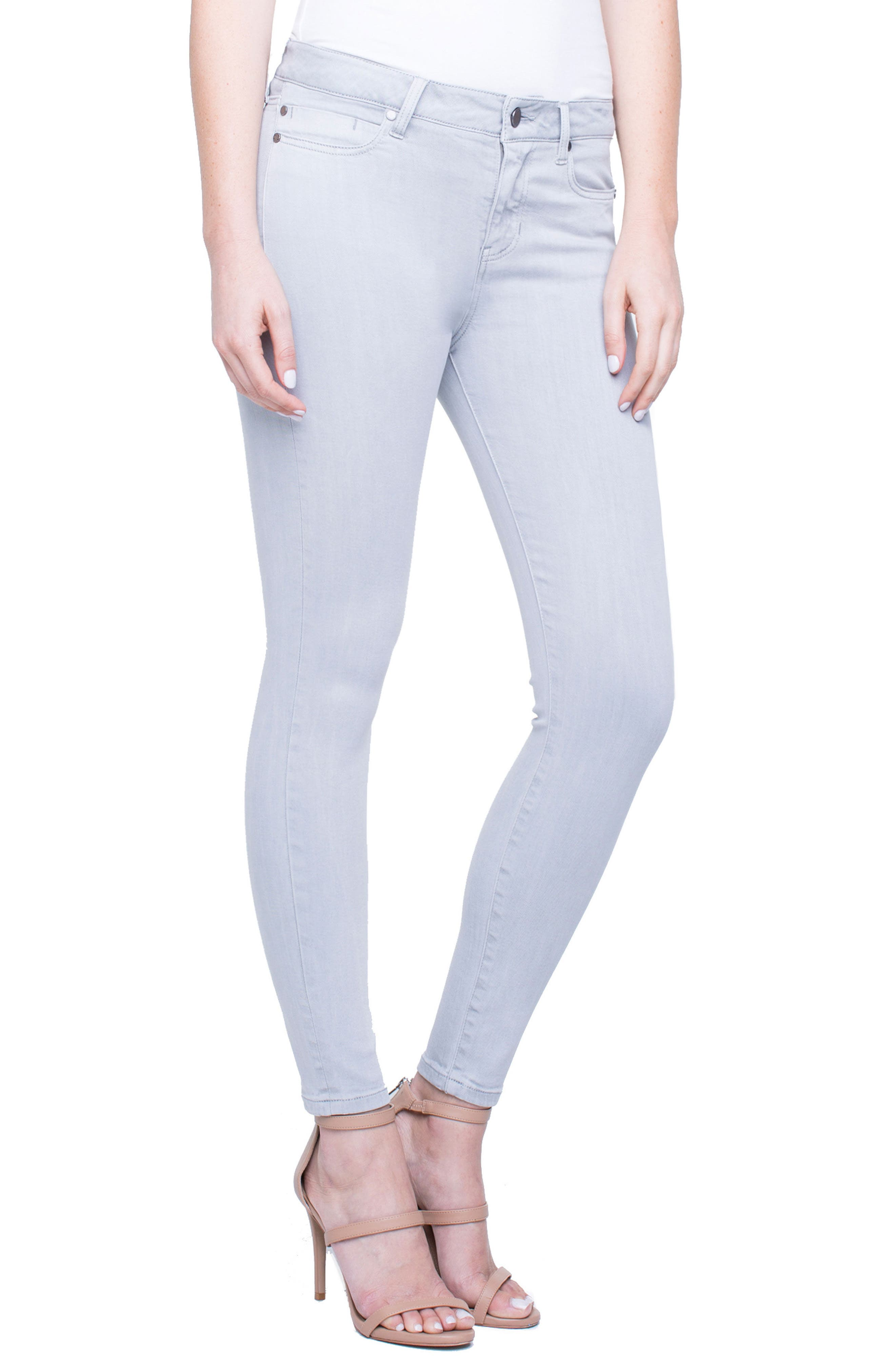 Penny Ankle Skinny Jeans,                             Alternate thumbnail 12, color,