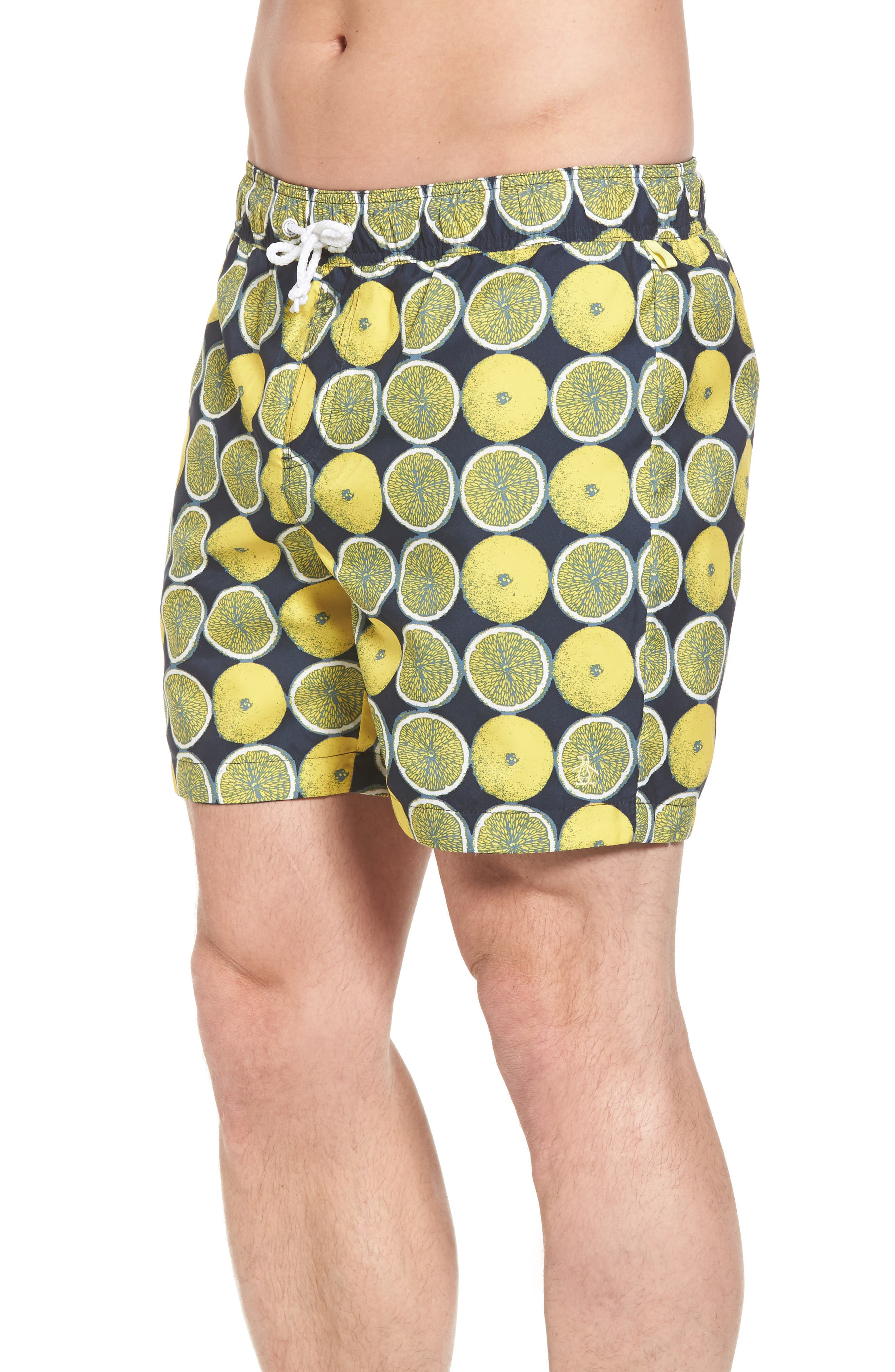 Reversible Volley Board Shorts,                             Alternate thumbnail 3, color,                             413