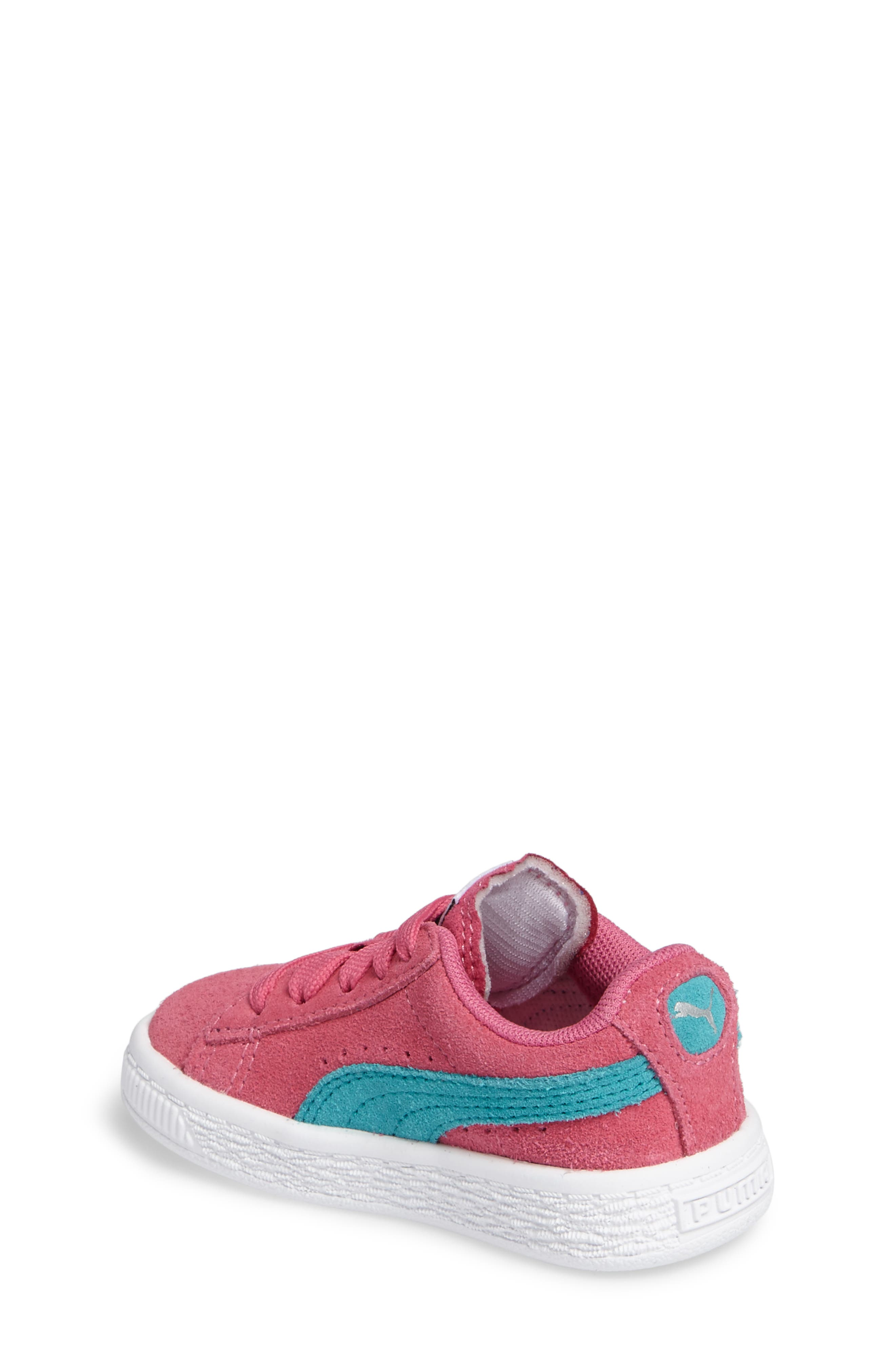 Suede Sneaker,                             Alternate thumbnail 2, color,                             690