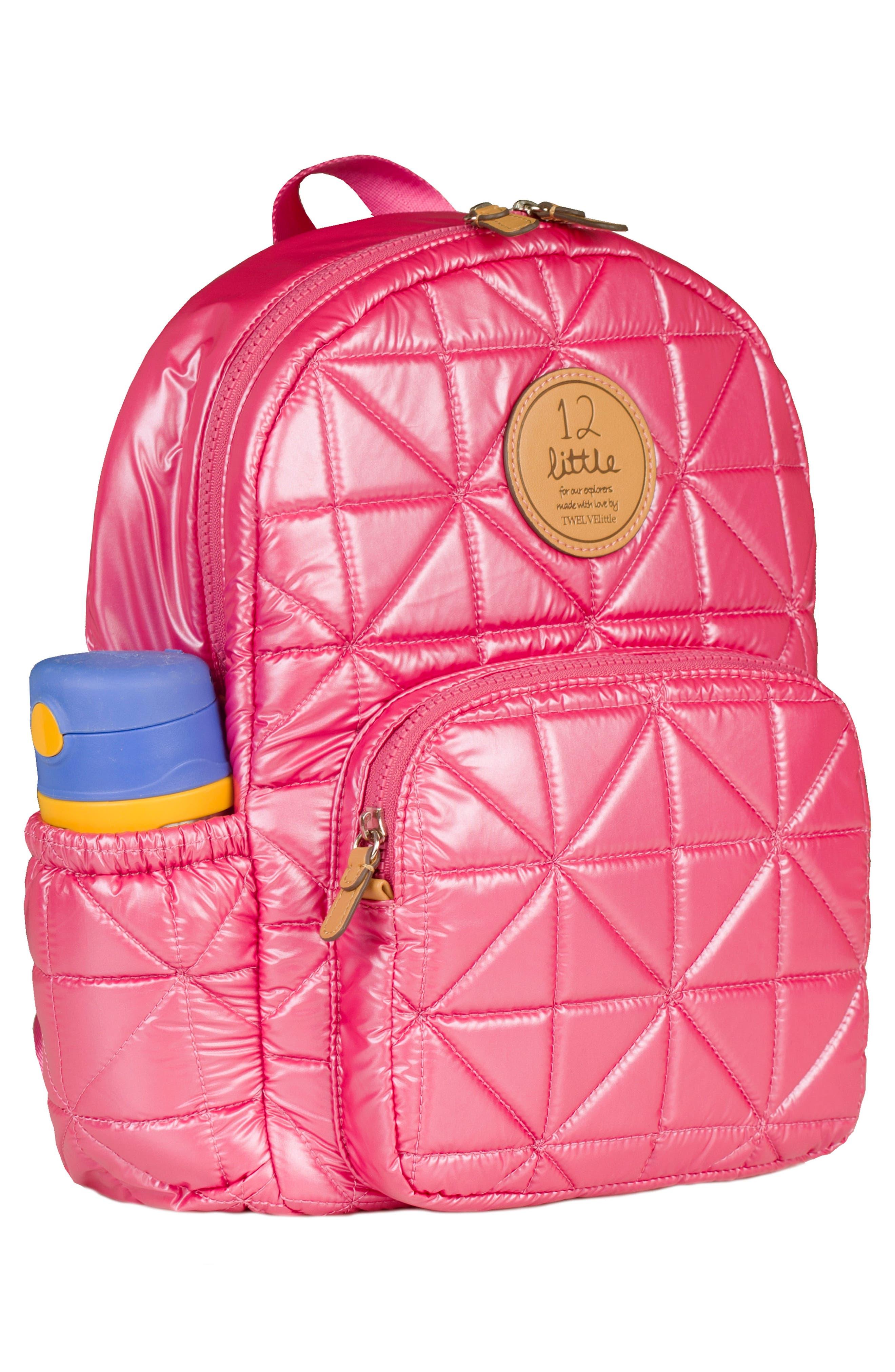 Little Companion Backpack,                             Alternate thumbnail 3, color,                             PINK