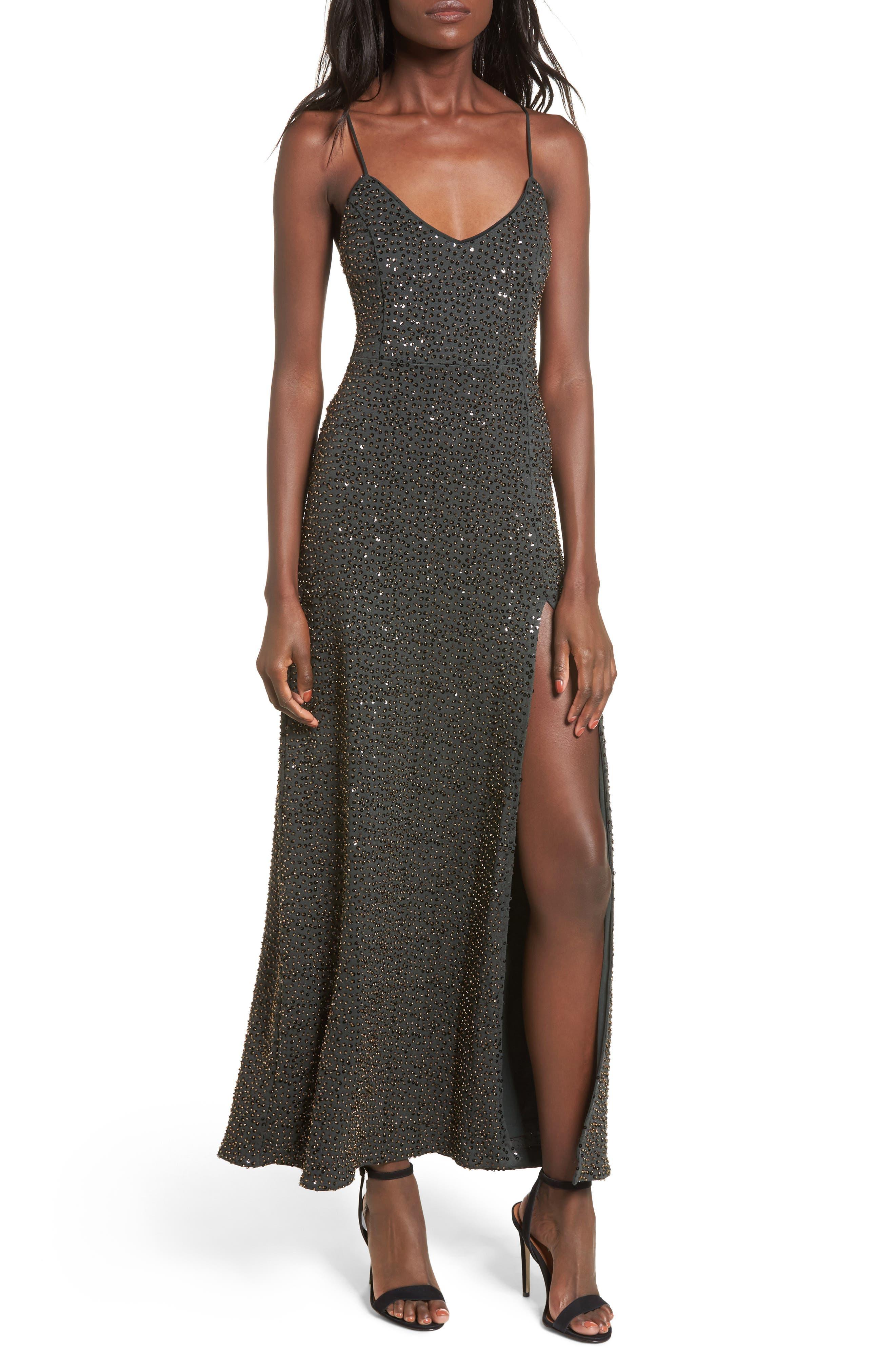 Gracen Maxi Dress,                             Main thumbnail 2, color,