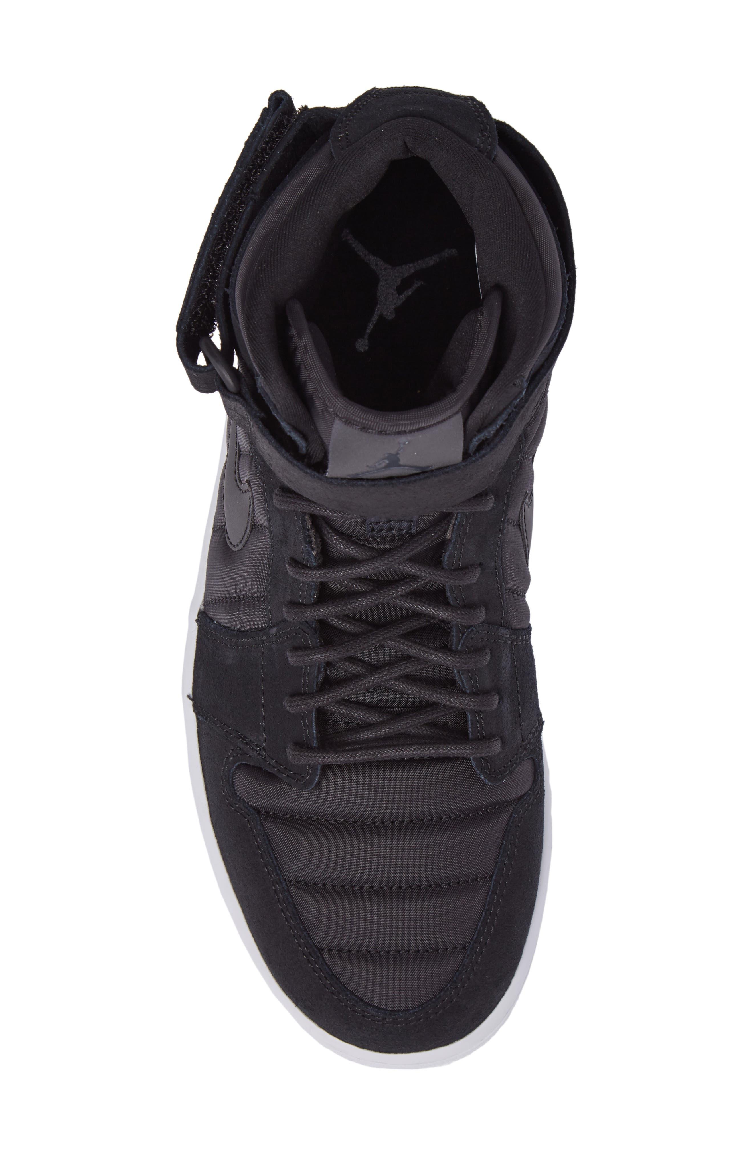Air Jordan 1 Sneaker,                             Alternate thumbnail 5, color,                             004