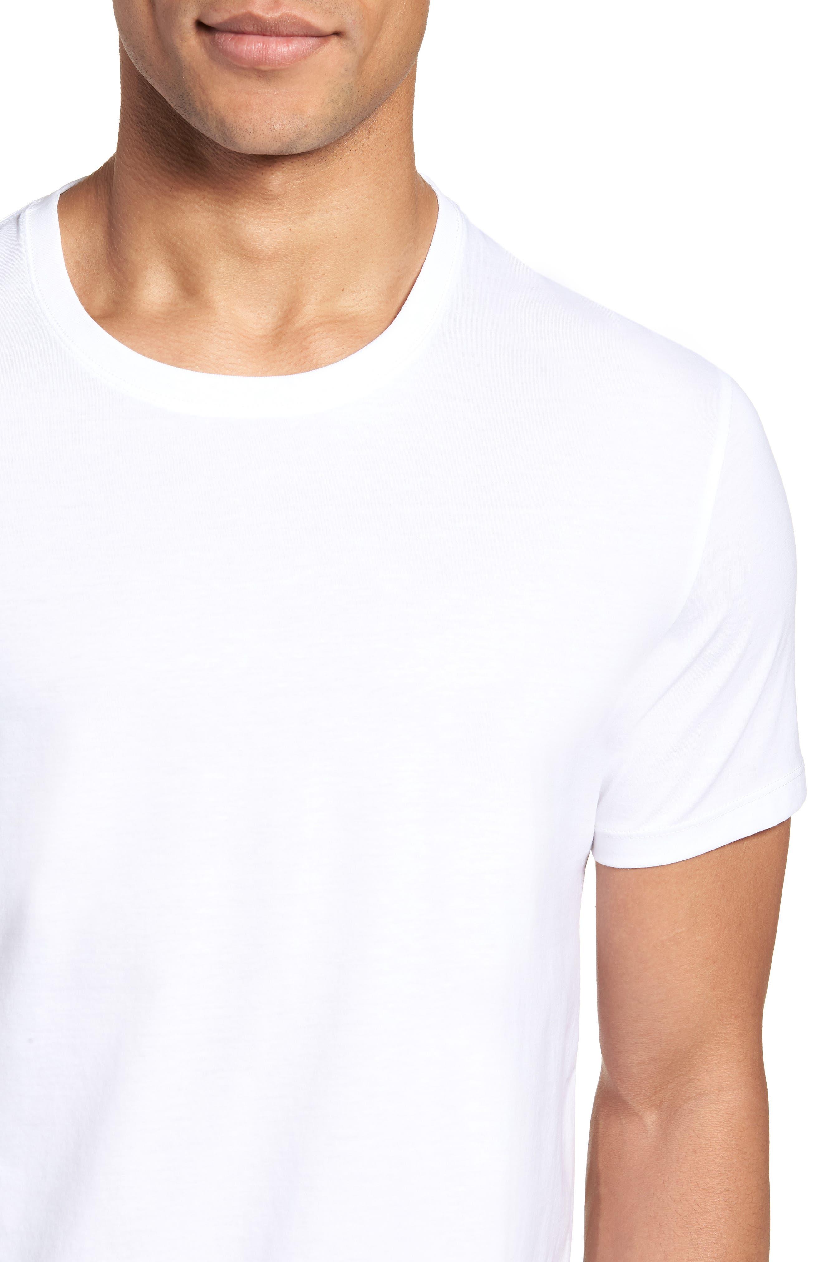 Tiburt Regular Fit Crewneck T-Shirt,                             Alternate thumbnail 11, color,