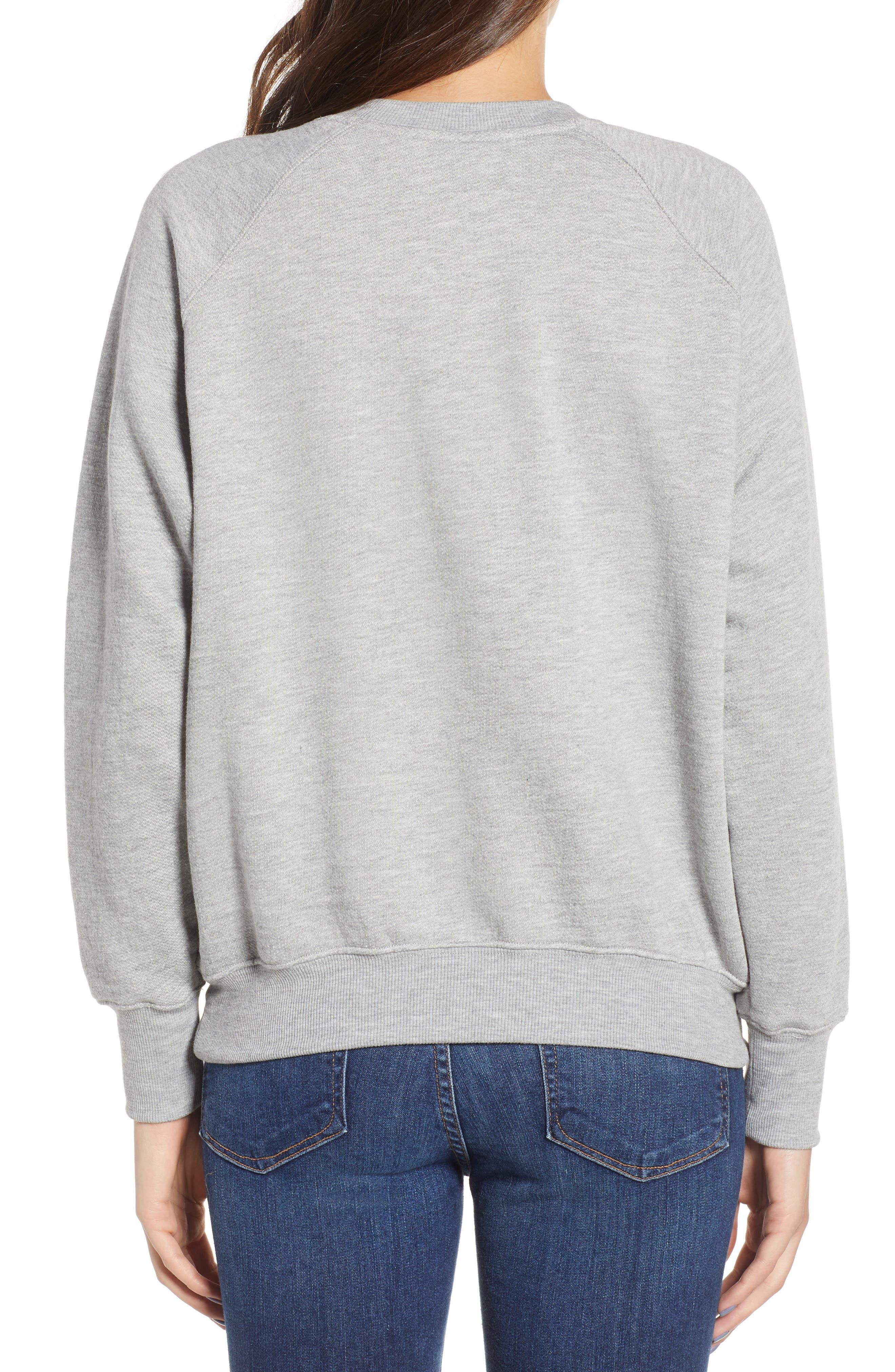 Sweatshirt,                             Alternate thumbnail 5, color,