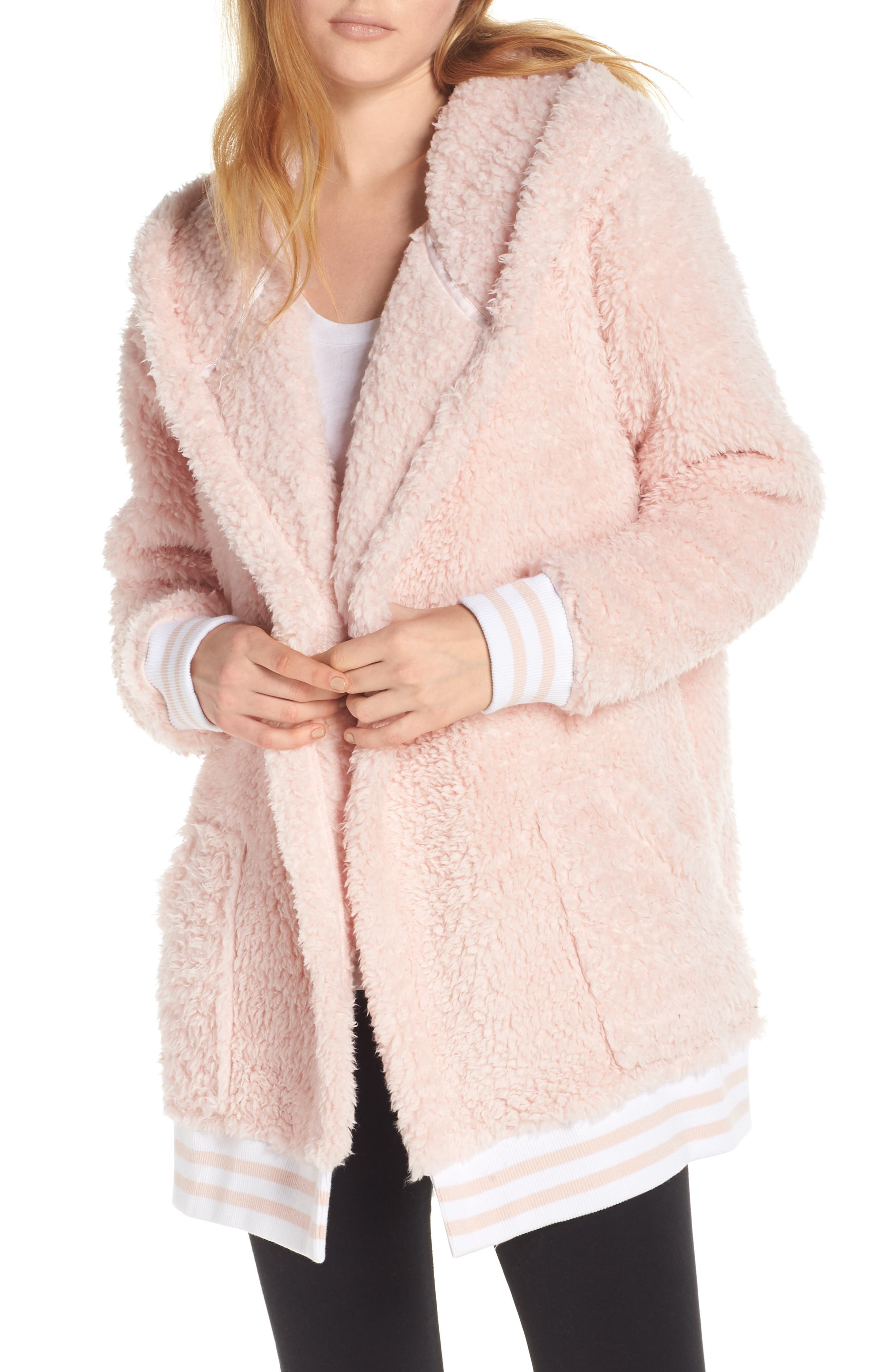 Oh So Cozy Open Hoodie,                             Main thumbnail 1, color,                             680