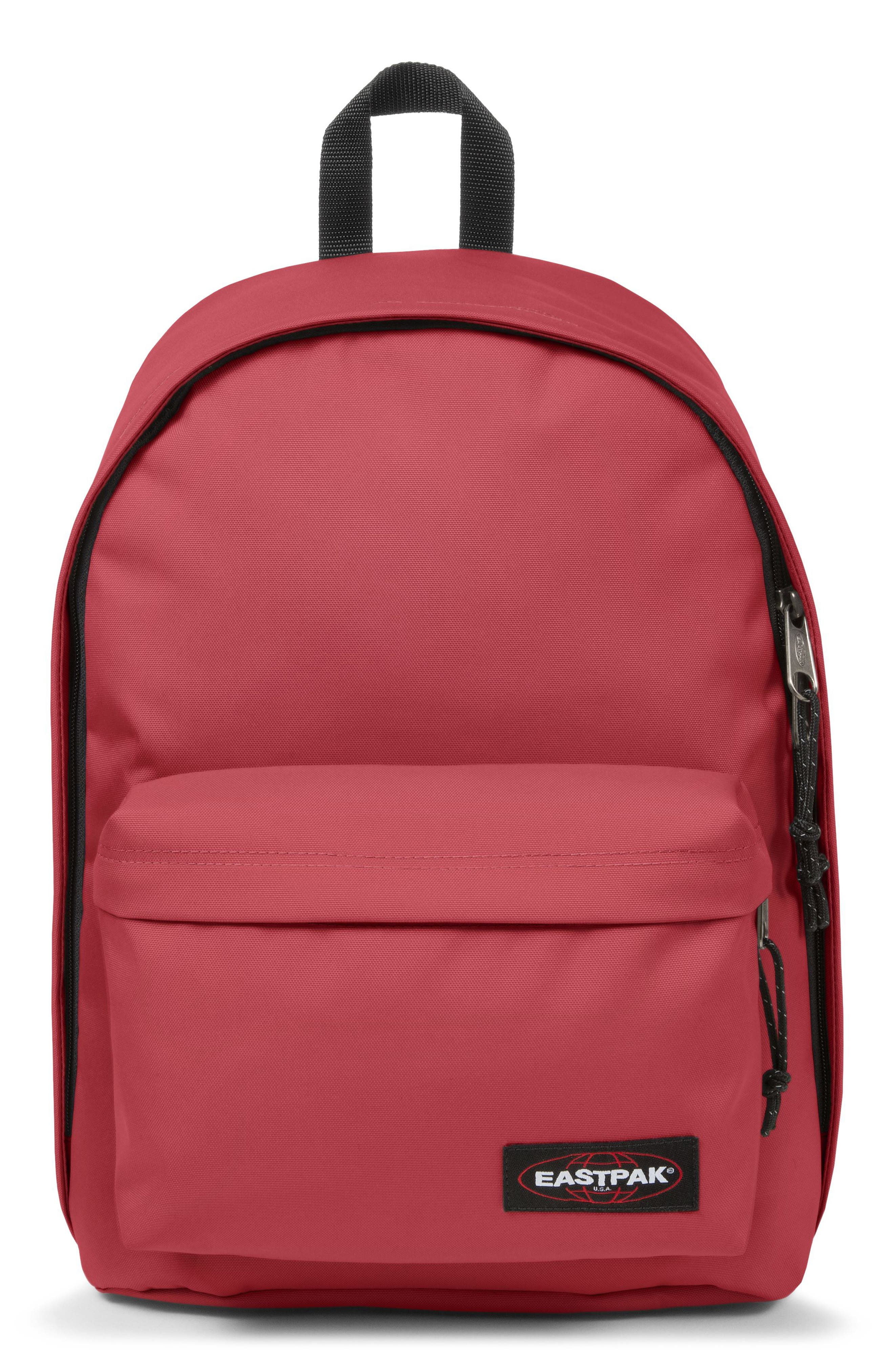 Eastpak Out Of Office Nylon Backpack - Red