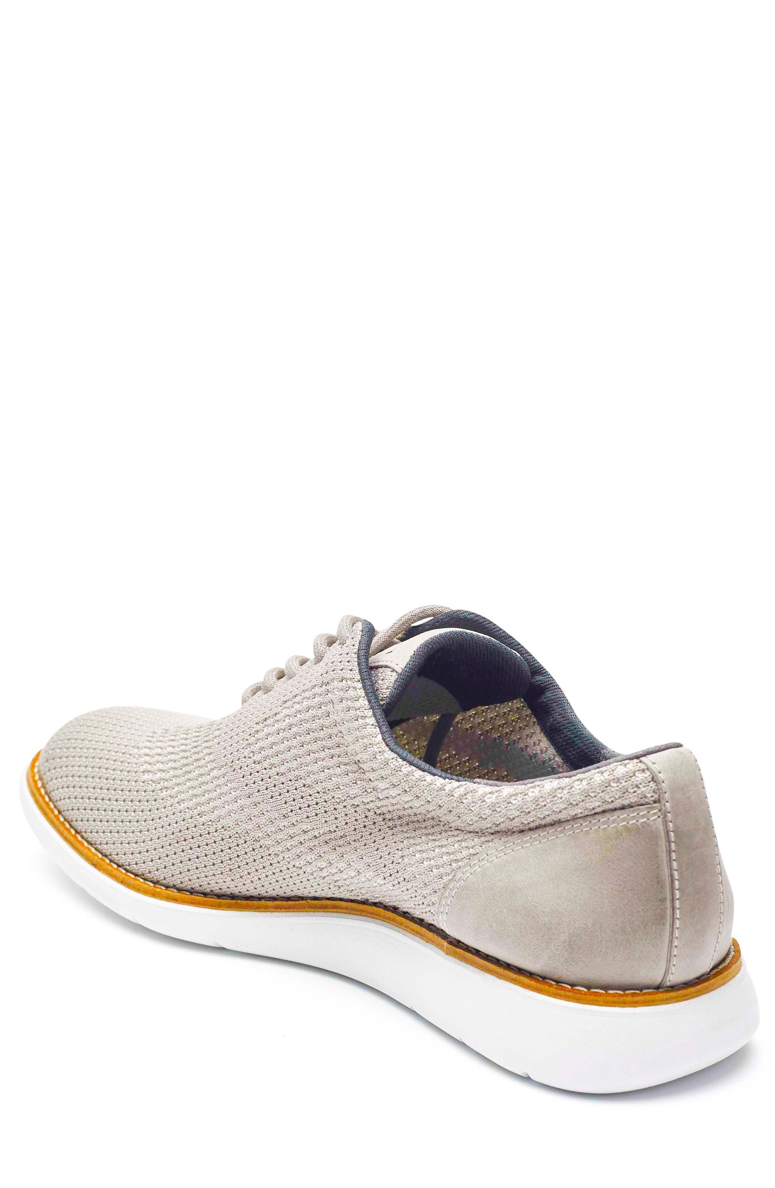 Total Motion Sport Oxford,                             Alternate thumbnail 2, color,                             ROCKSAND LEATHER