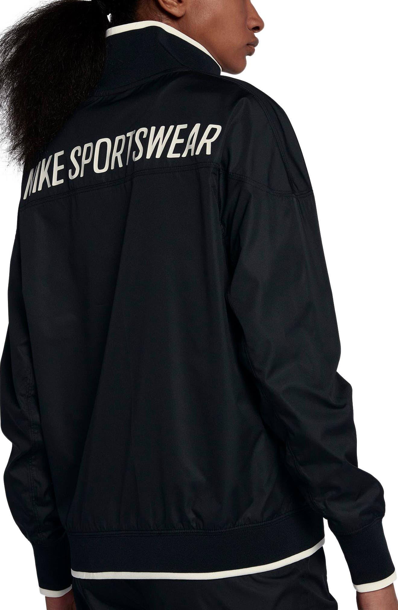 Sportswear Archive Jacket,                             Alternate thumbnail 2, color,                             010