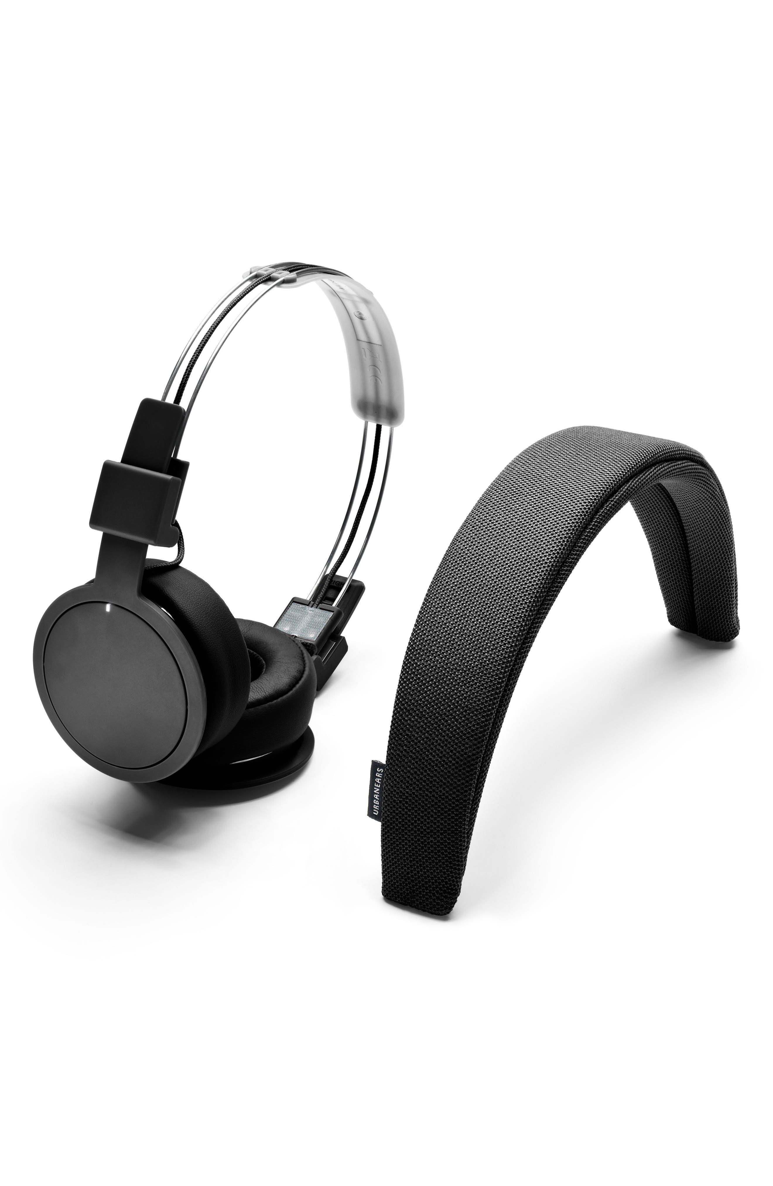 'PlattanADV Wireless' Bluetooth<sup>®</sup> On-Ear Headphones,                             Alternate thumbnail 4, color,                             001