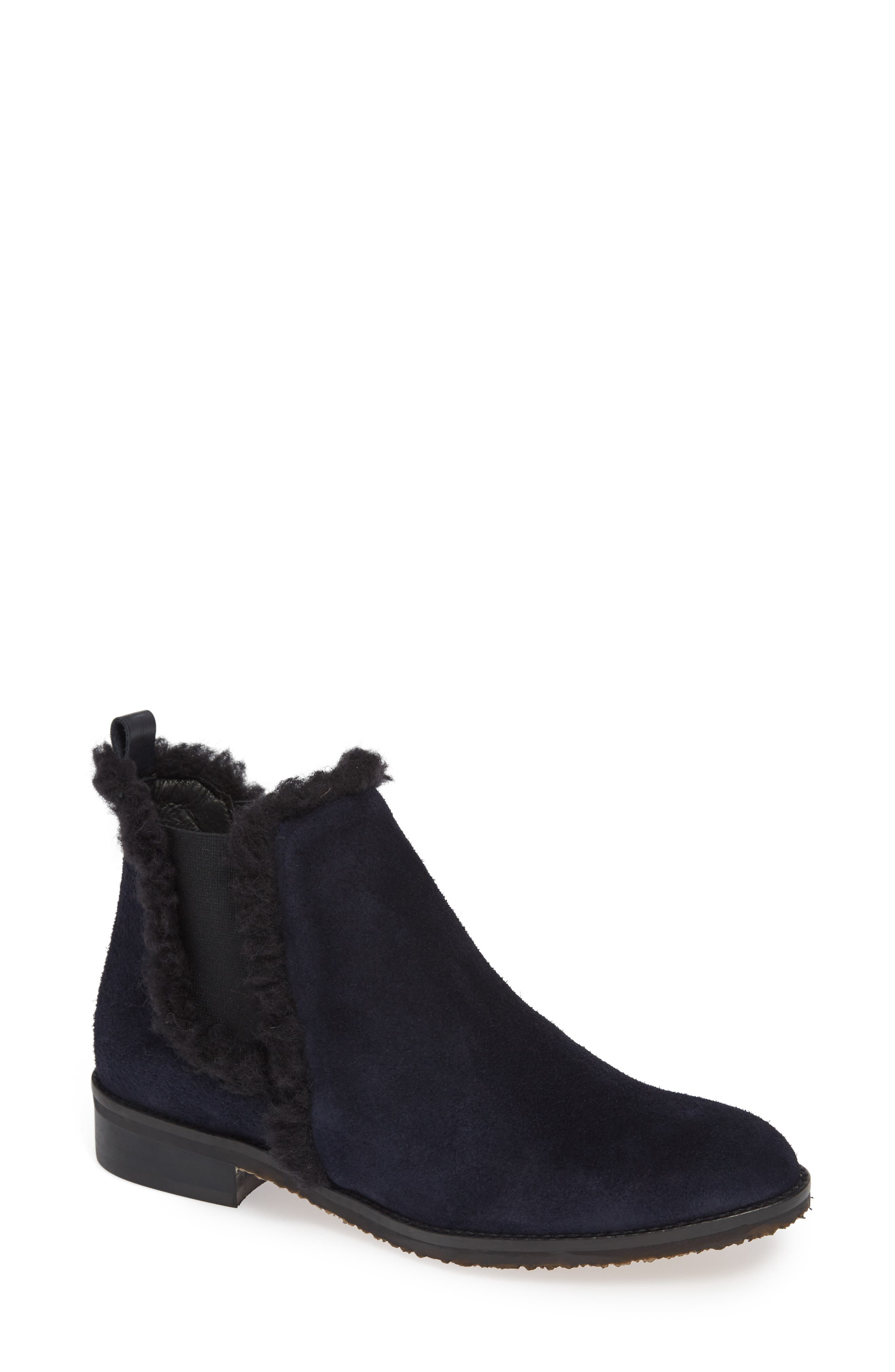 Patricia Green Penelope Chelsea Boot, Blue