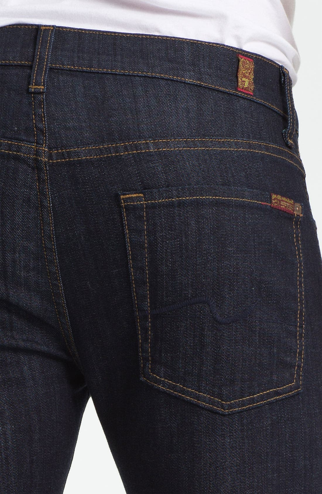 'Paxtyn' Skinny Fit Jeans,                             Alternate thumbnail 3, color,                             400