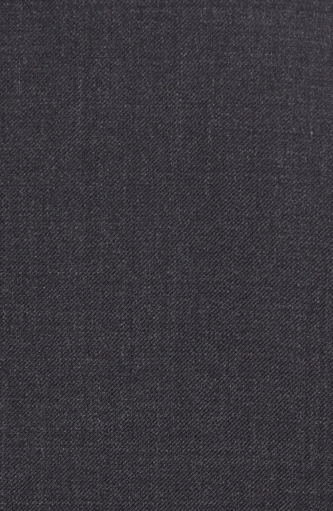 Chicago Classic Fit Solid Wool Suit,                             Alternate thumbnail 2, color,                             010