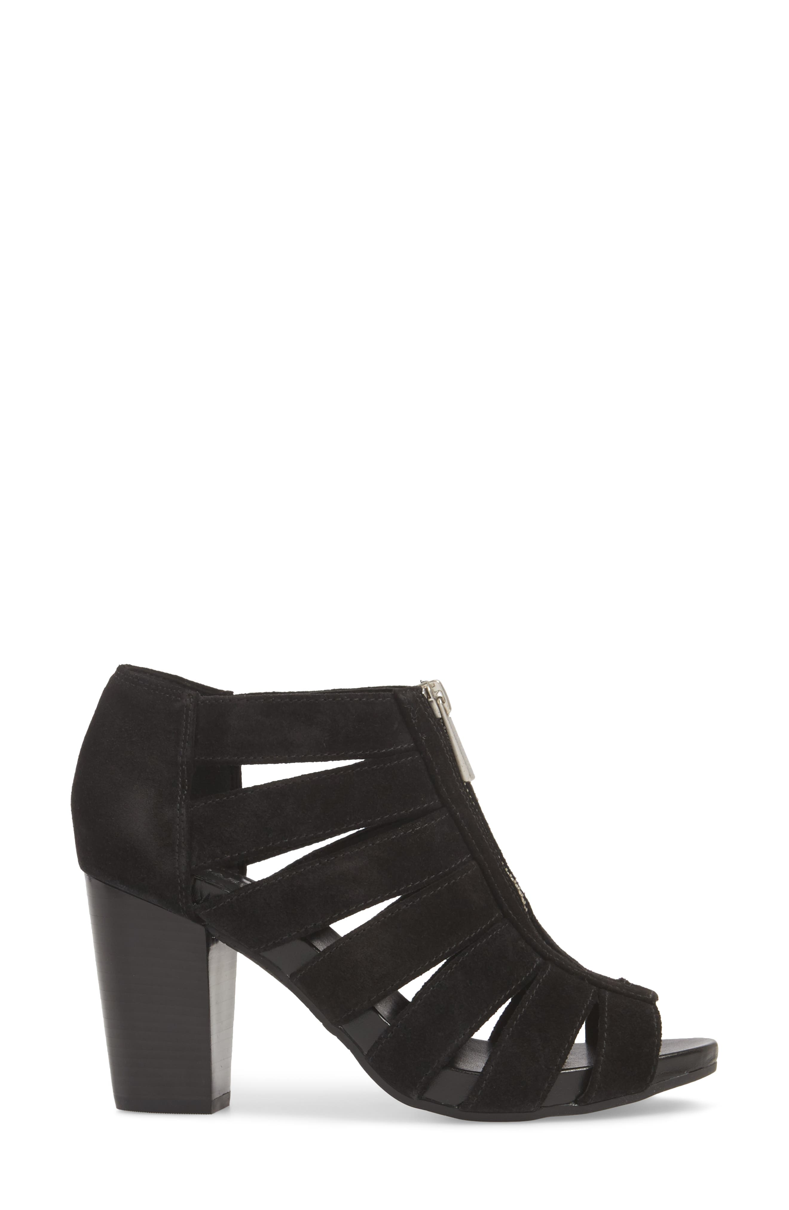 Sherry Cage Bootie,                             Alternate thumbnail 6, color,