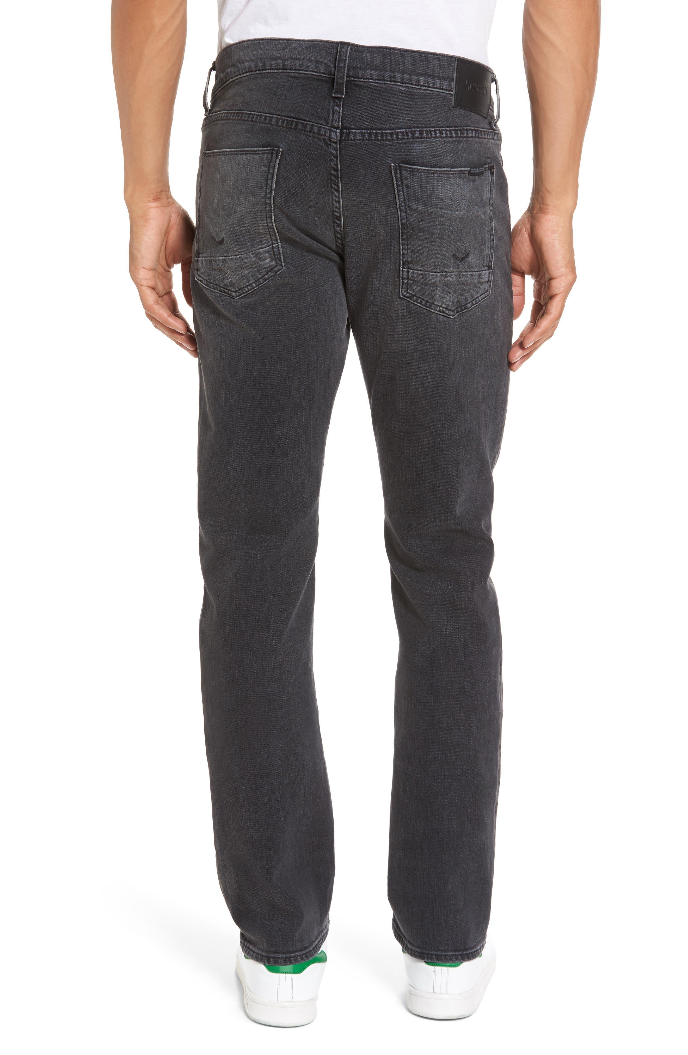 Byron Slim Straight Leg Jeans,                             Alternate thumbnail 2, color,