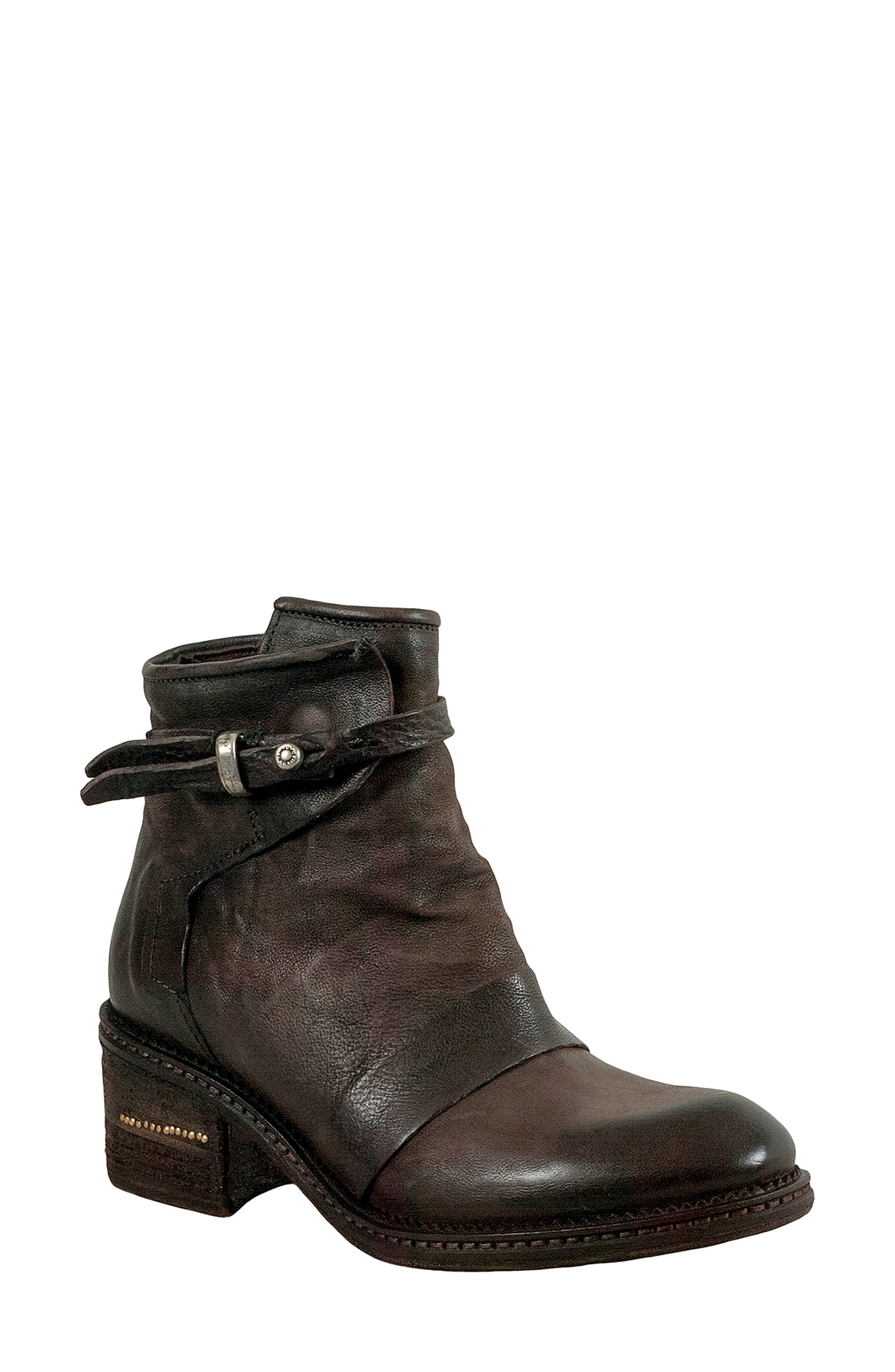 A.S.98 Yaron Bootie in Brown