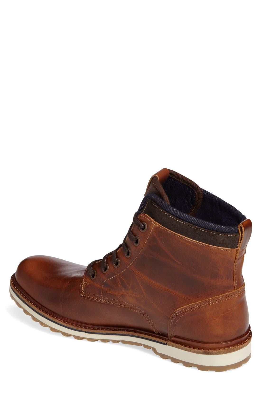 Qorellan Plain Toe Boot,                             Alternate thumbnail 2, color,                             240