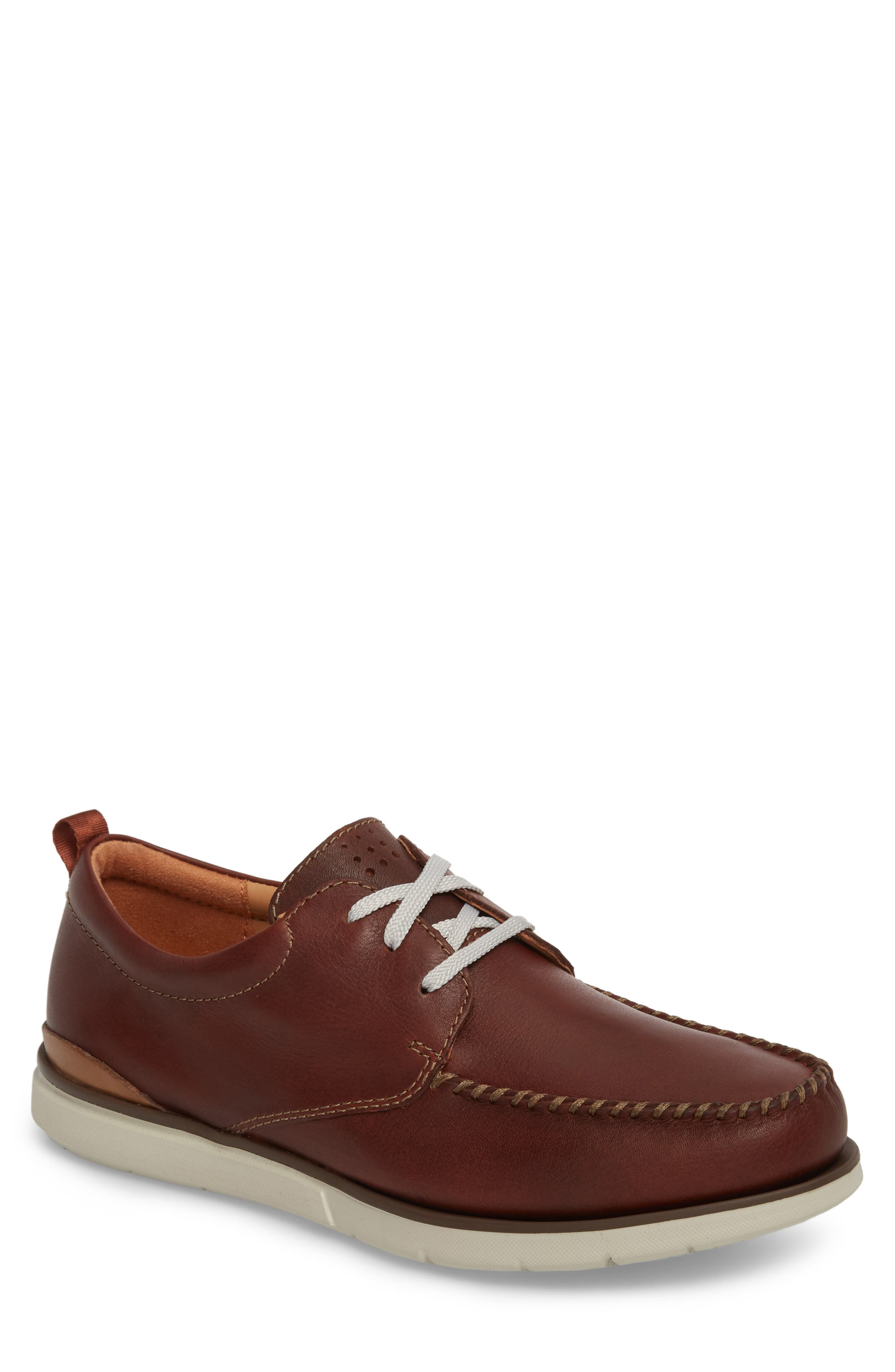 Edgewood Mix Moc Toe Derby,                         Main,                         color, 202