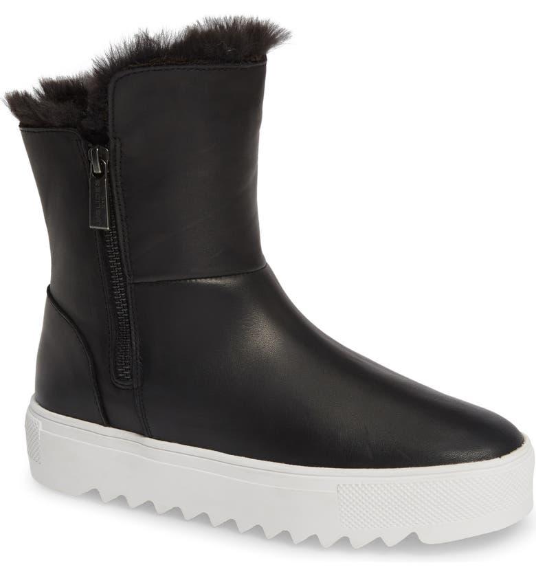 JSlides Selene Faux Fur Lined Waterproof Boot (Women)  94671d950