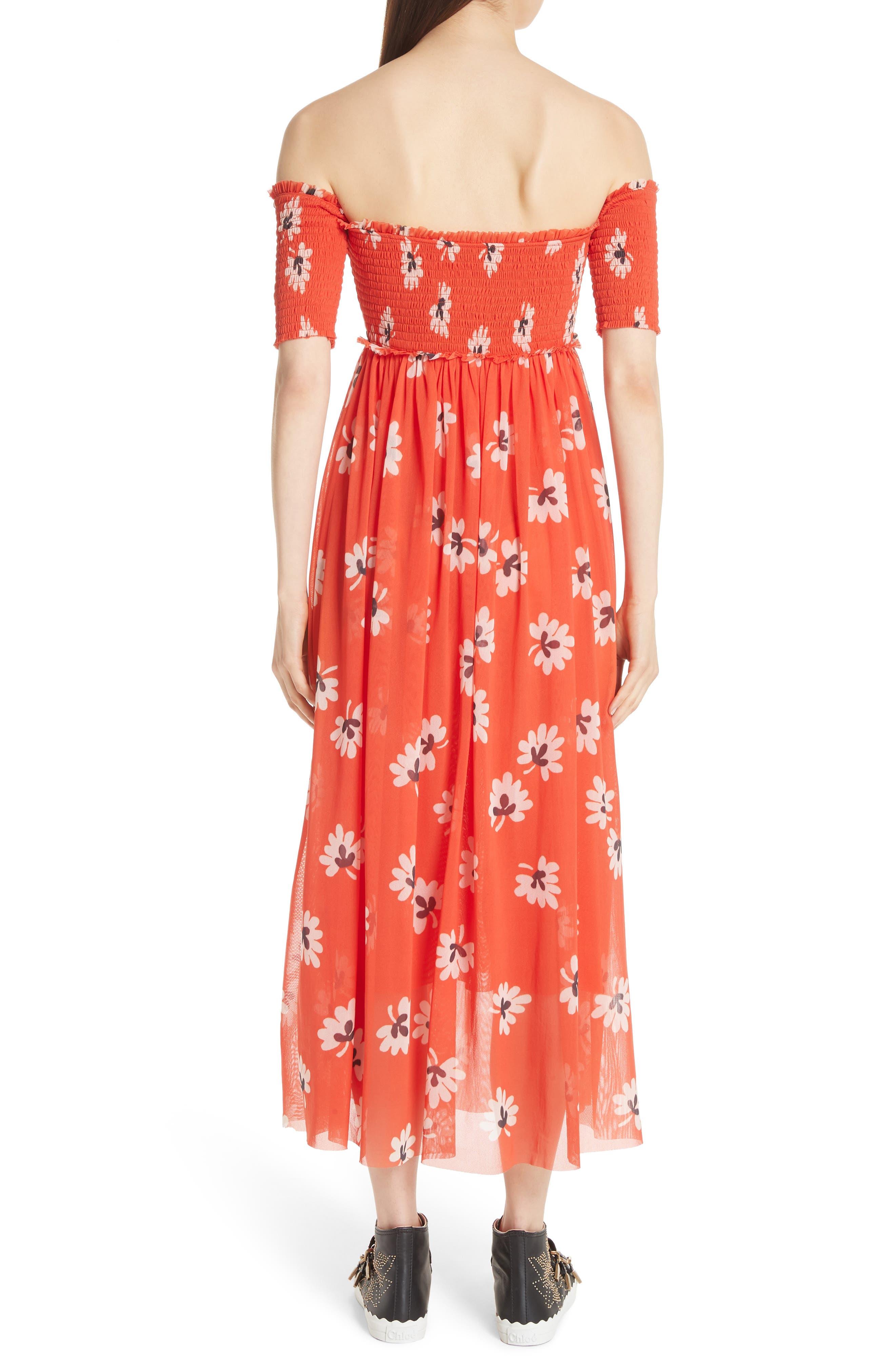 Tilden Mesh Dress,                             Alternate thumbnail 2, color,                             600