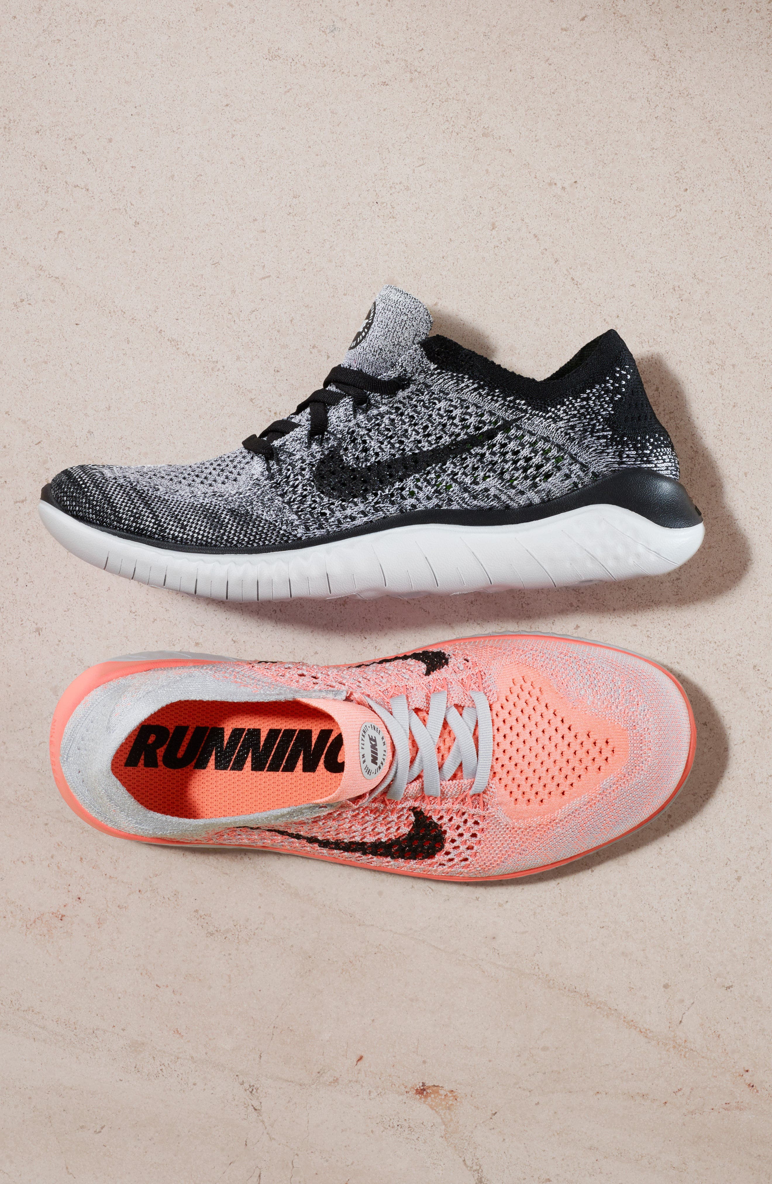 Free RN 2018 Running Shoe,                             Alternate thumbnail 12, color,                             650